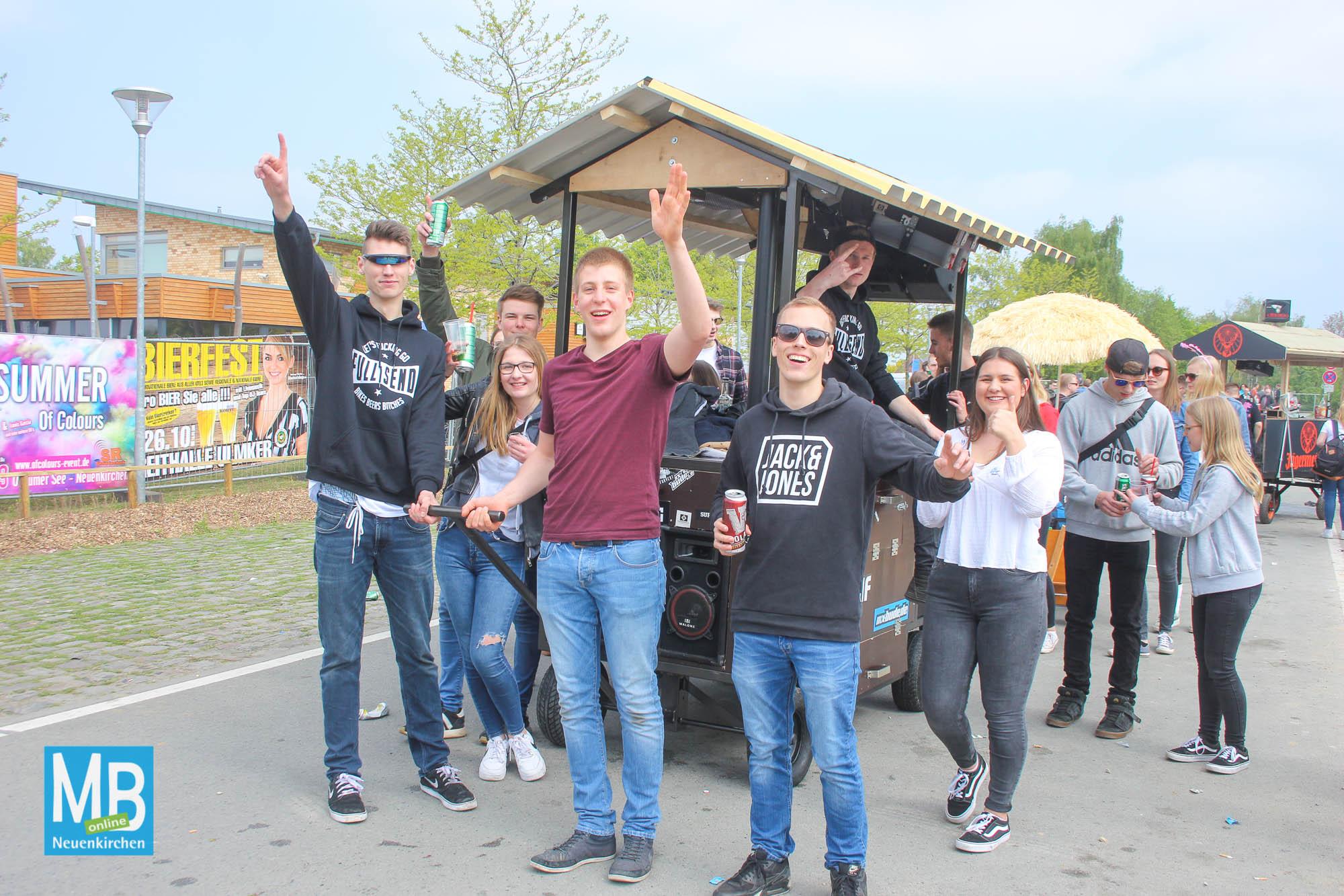 1. Mai in Neuenkirchen