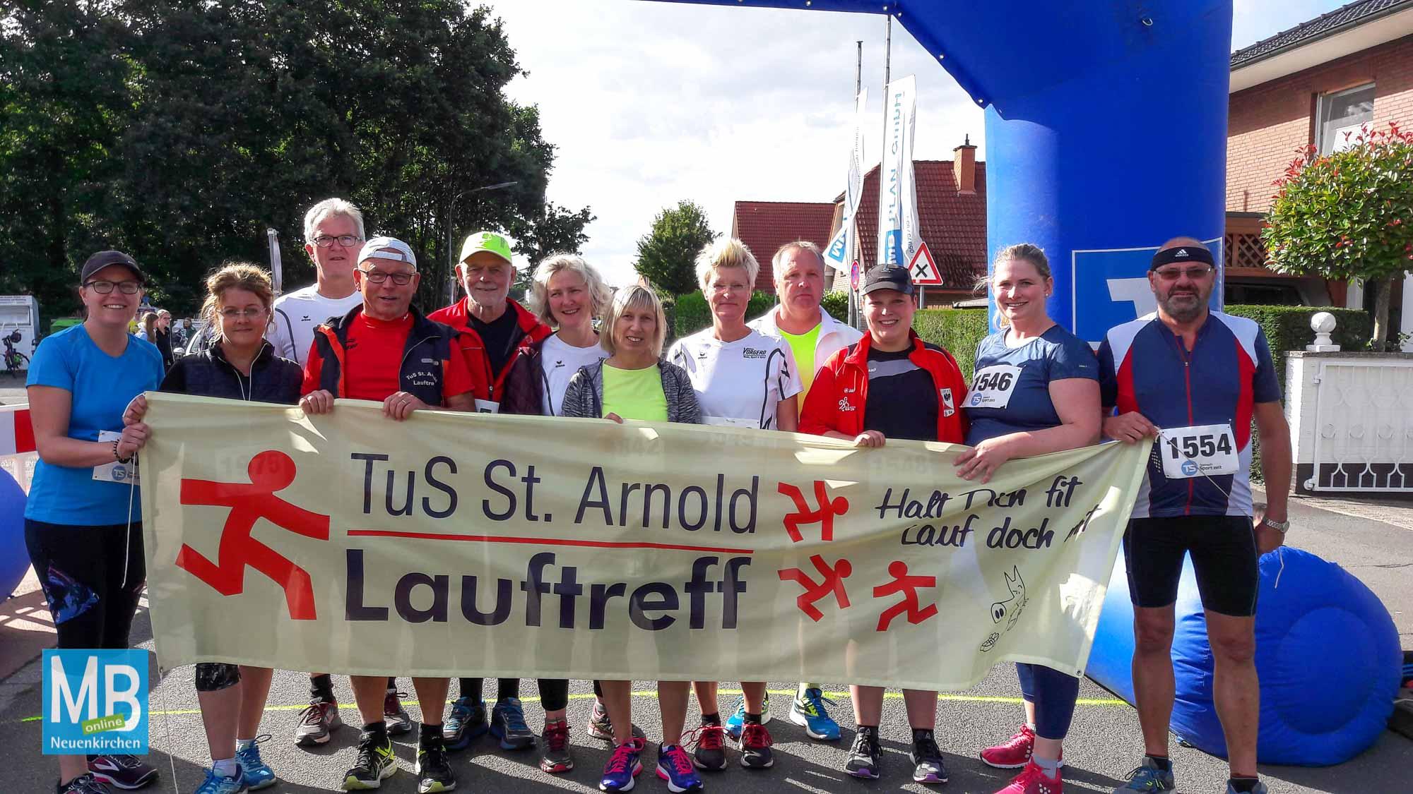 Lauftreff St. Arnold