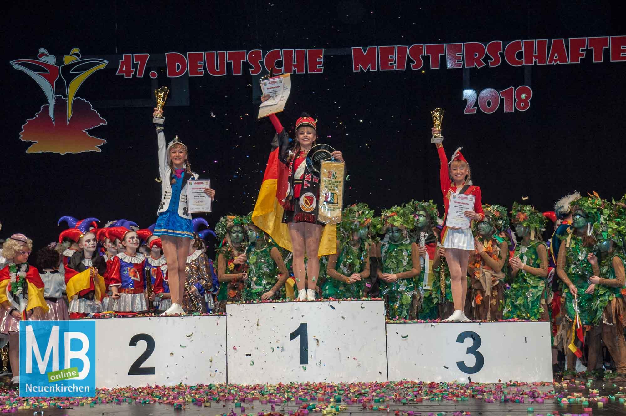 Deutsche Meisterschaft 2018 - Halle/S.