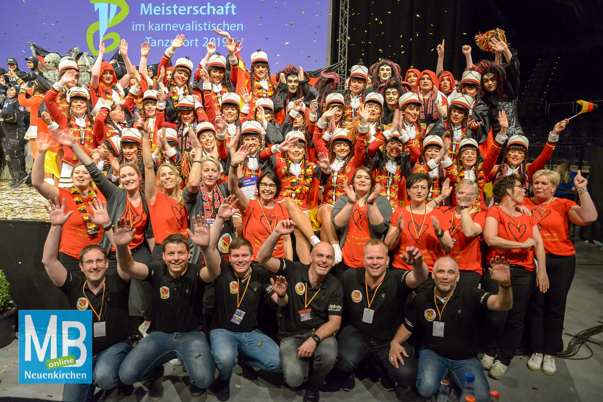 48. Deutsche Meisterschaft in Braunschweig