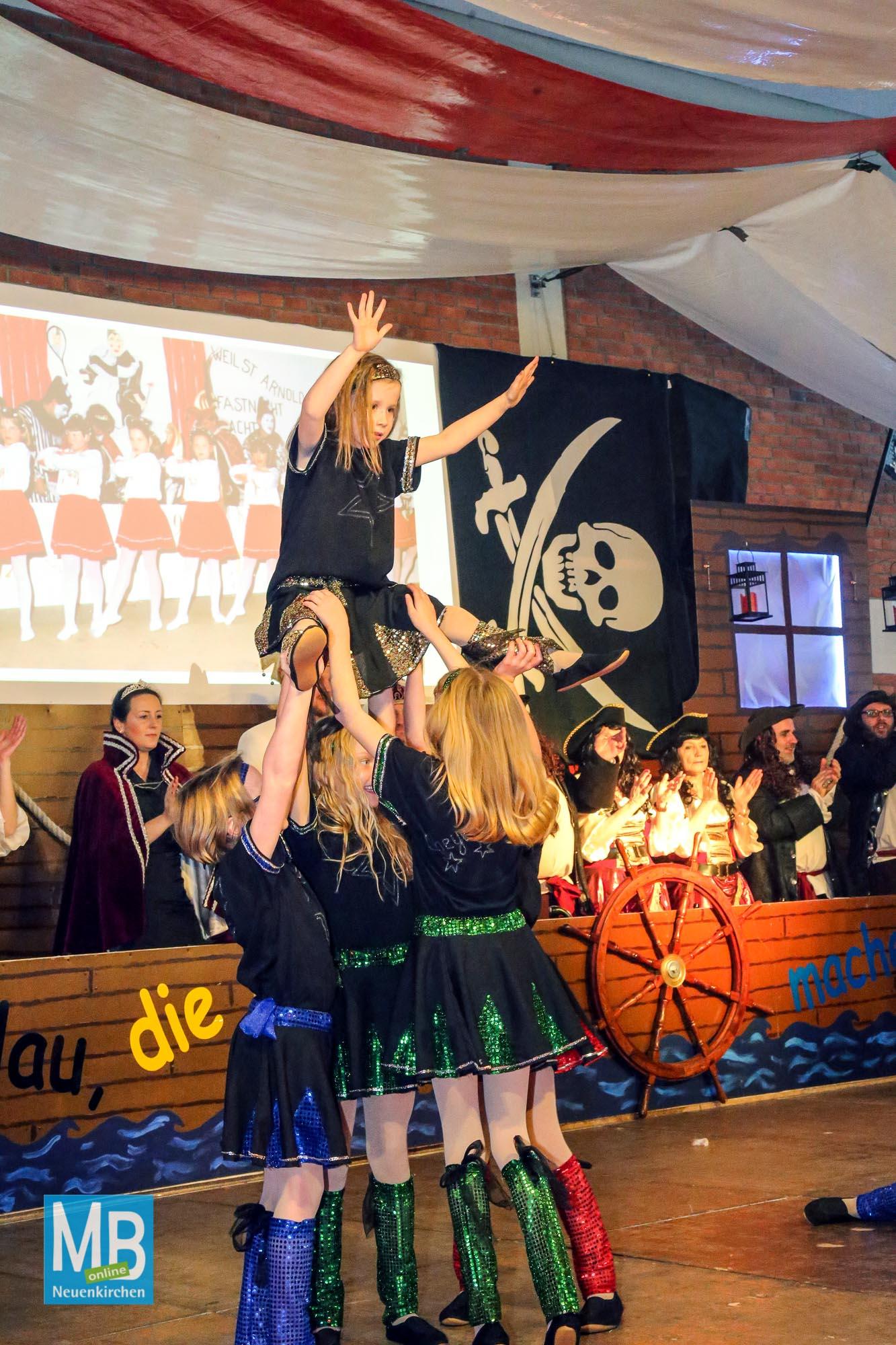 50 Jahre Rote Funken St. Arnold