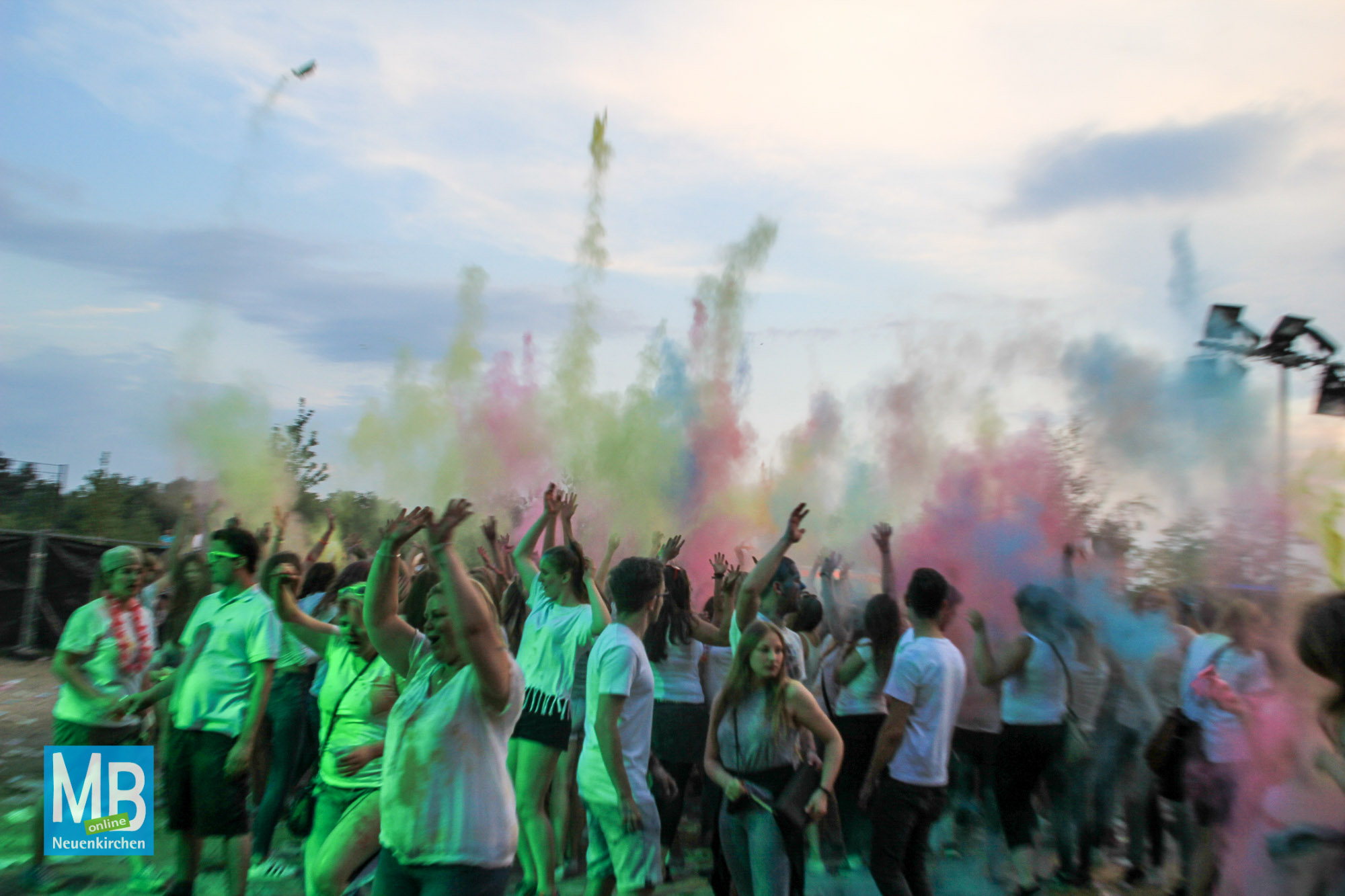 Summer of Colours 2016