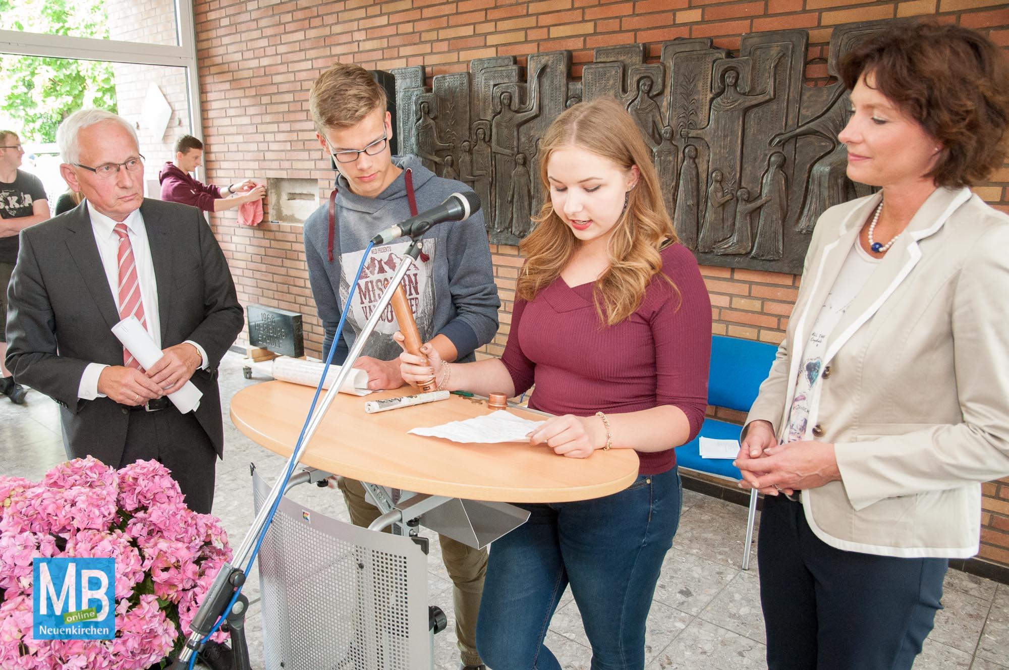 Abschied Herigburgschule 2017