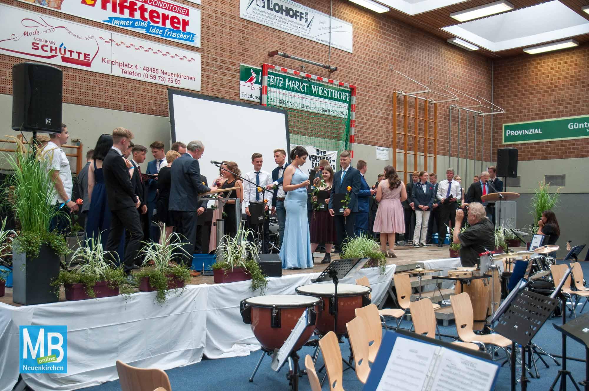 Abschluss Emmy-Noether-Schule 2018