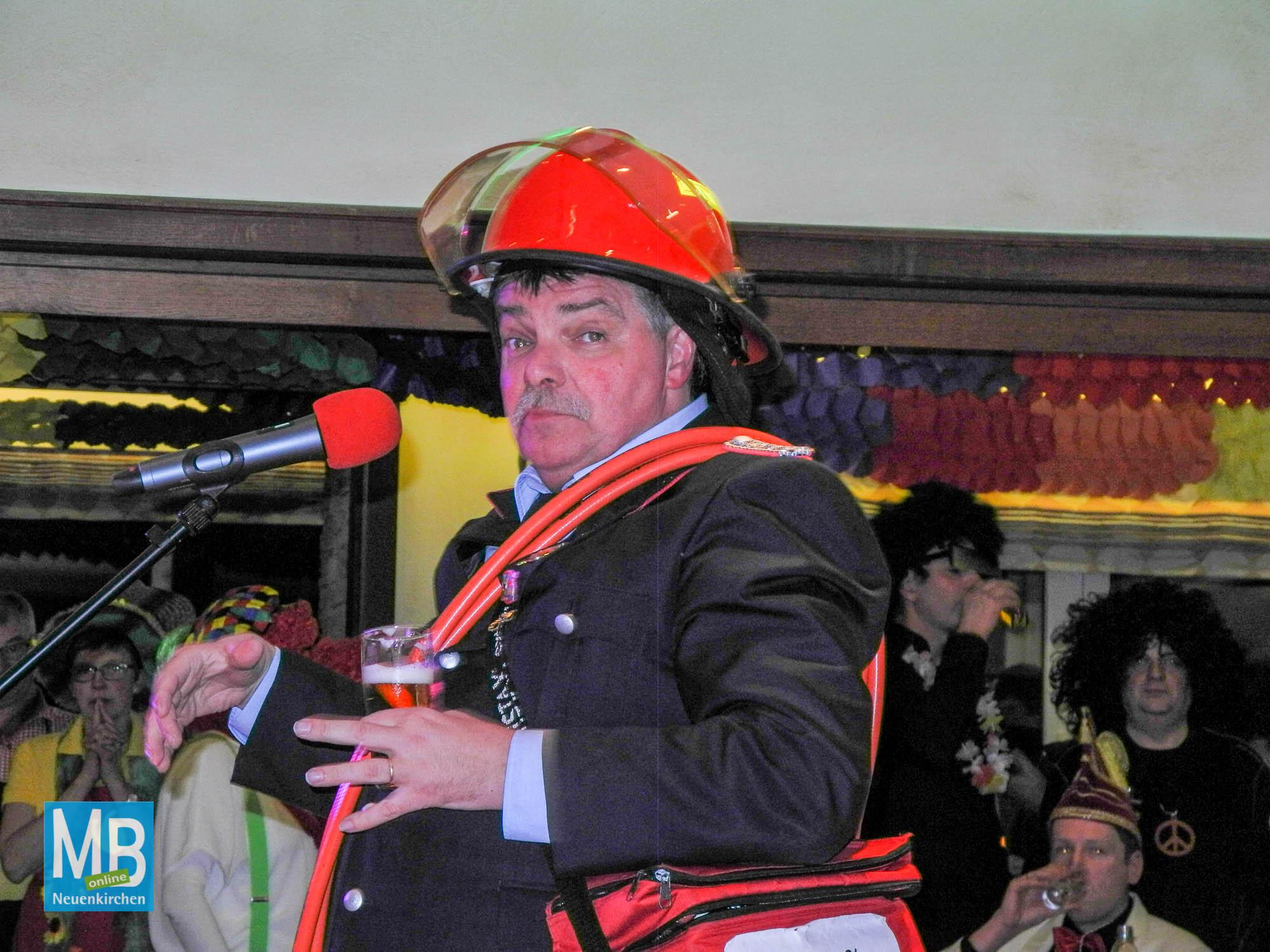 Karneval bei den Dorfbauern 2017