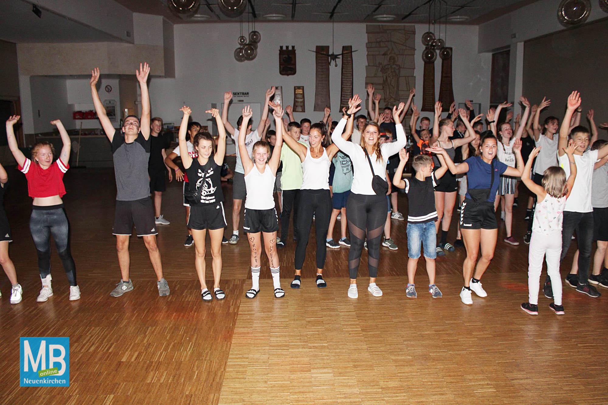 Tolle Stimmung im Ferienlager in Eversberg | Foto: privat