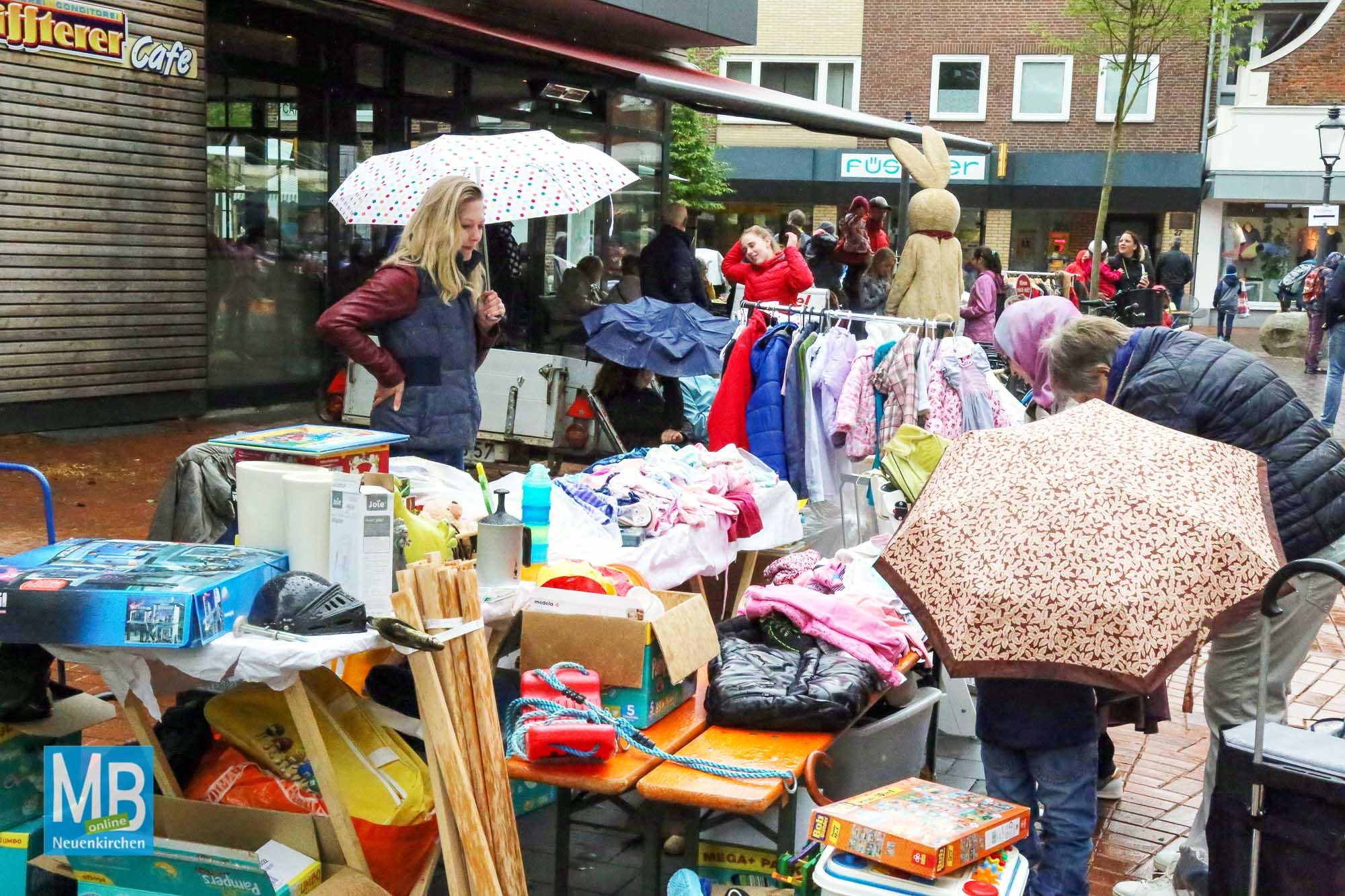 Neuenkirchener Kram- und Flohmarkt