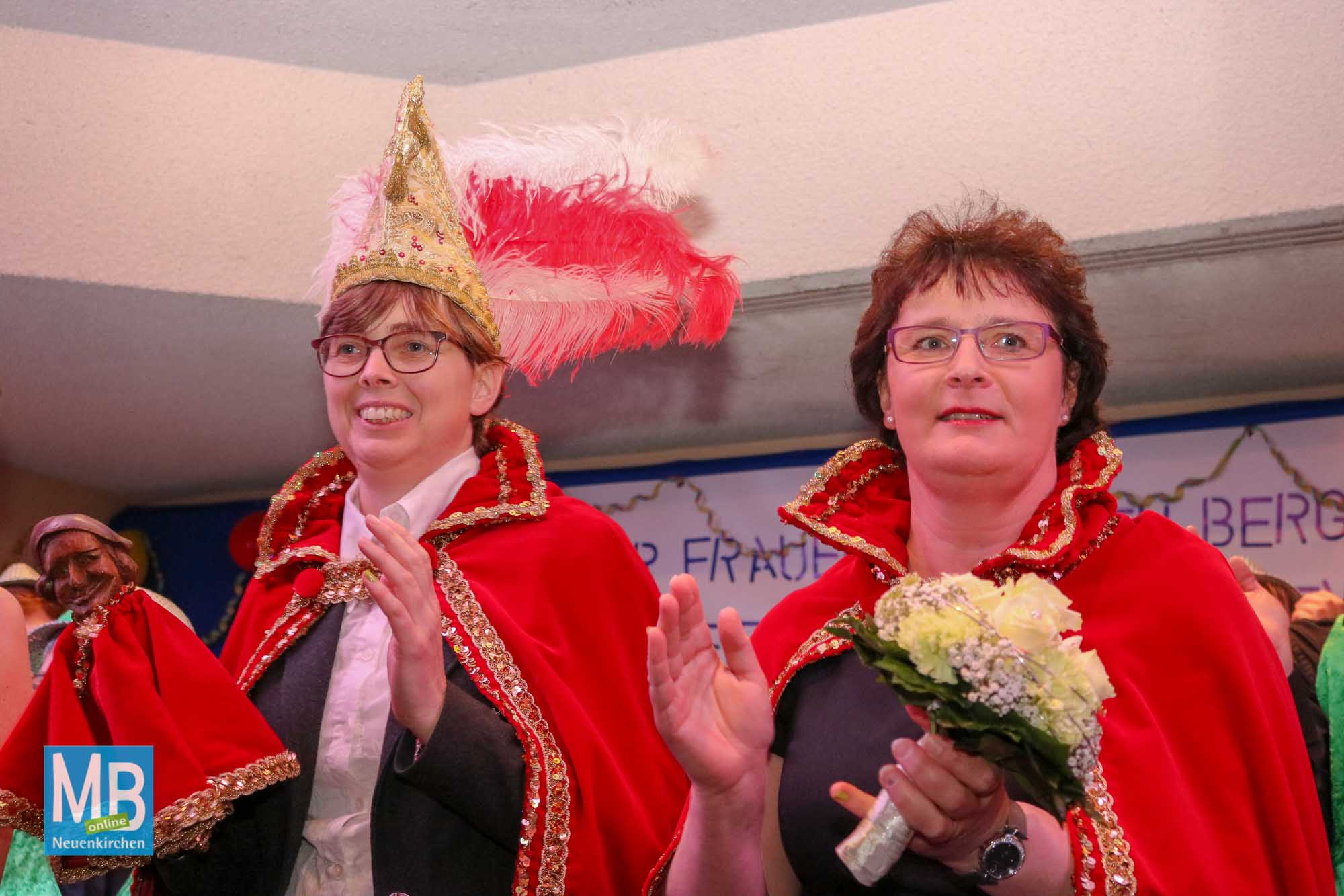 Frauenkarneval 2018