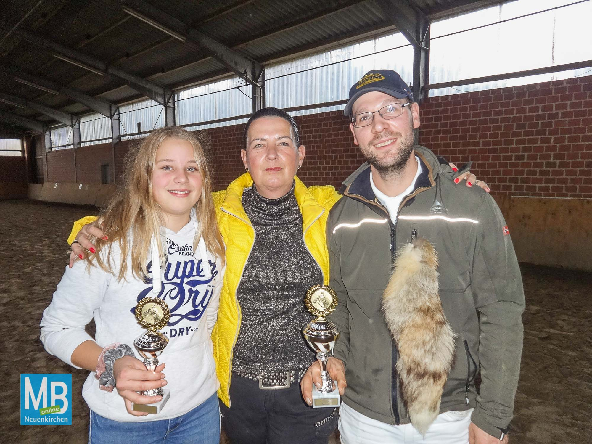 Die diesjährige Fuchsjagd des ZRFV bot ein buntes Familienprogramm.   Foto: ZRFV Neuenkirchen