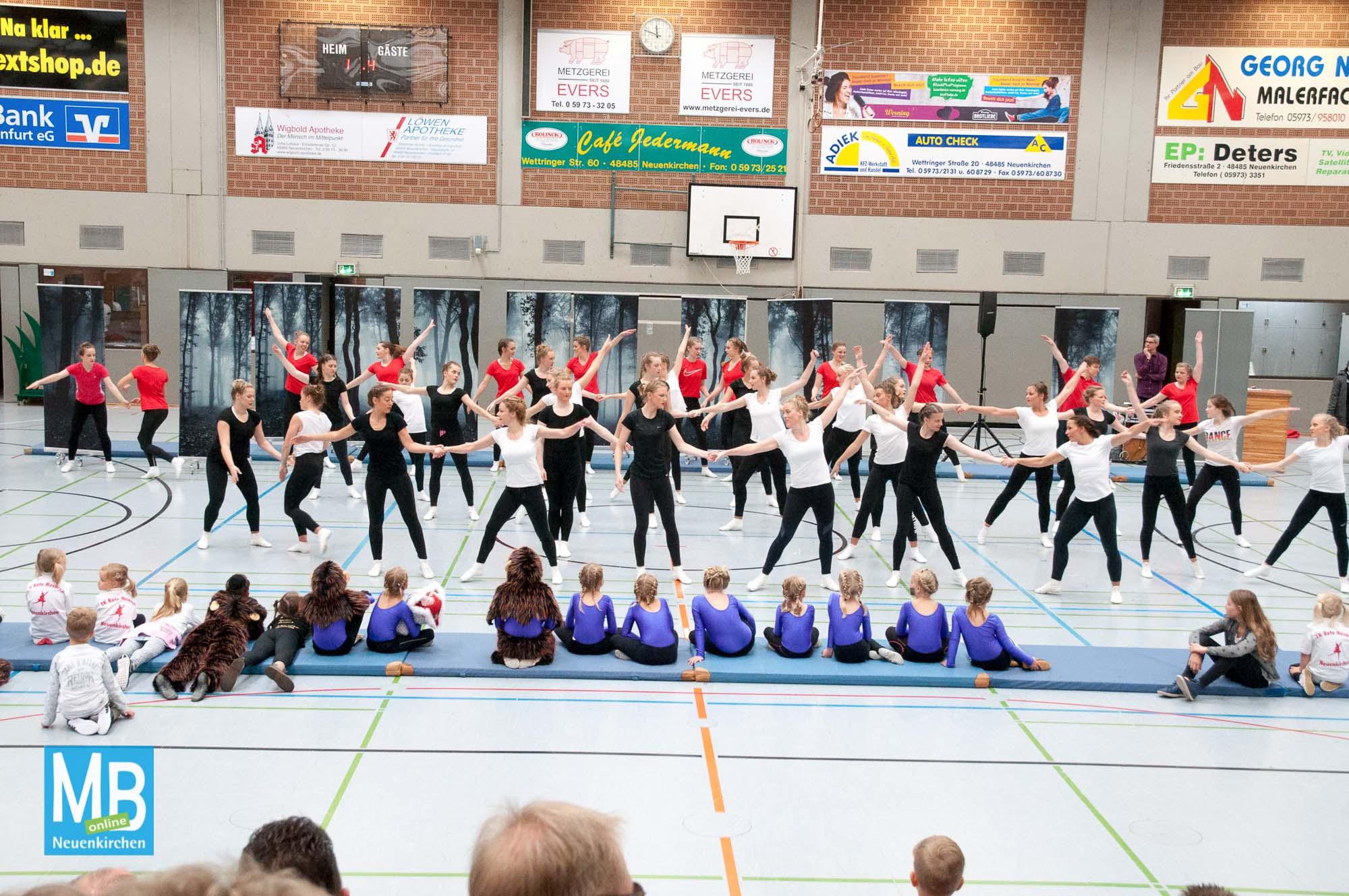 Generalprobe TK Rote Husaren 2017