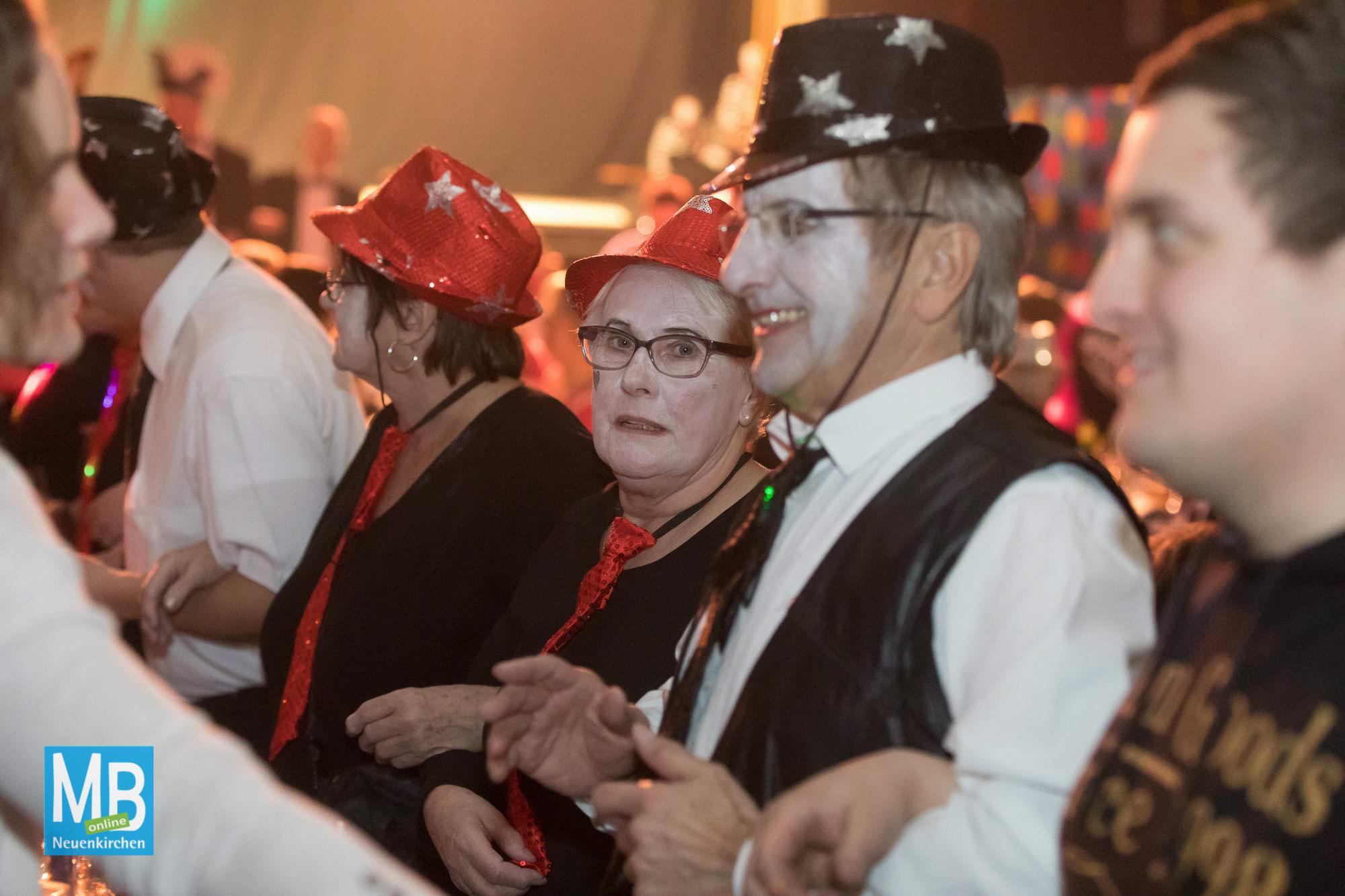 Karneval im Heithoek 2017