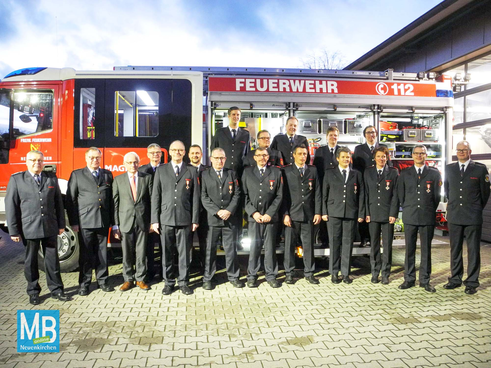 JHV Feuerwwehr 2019