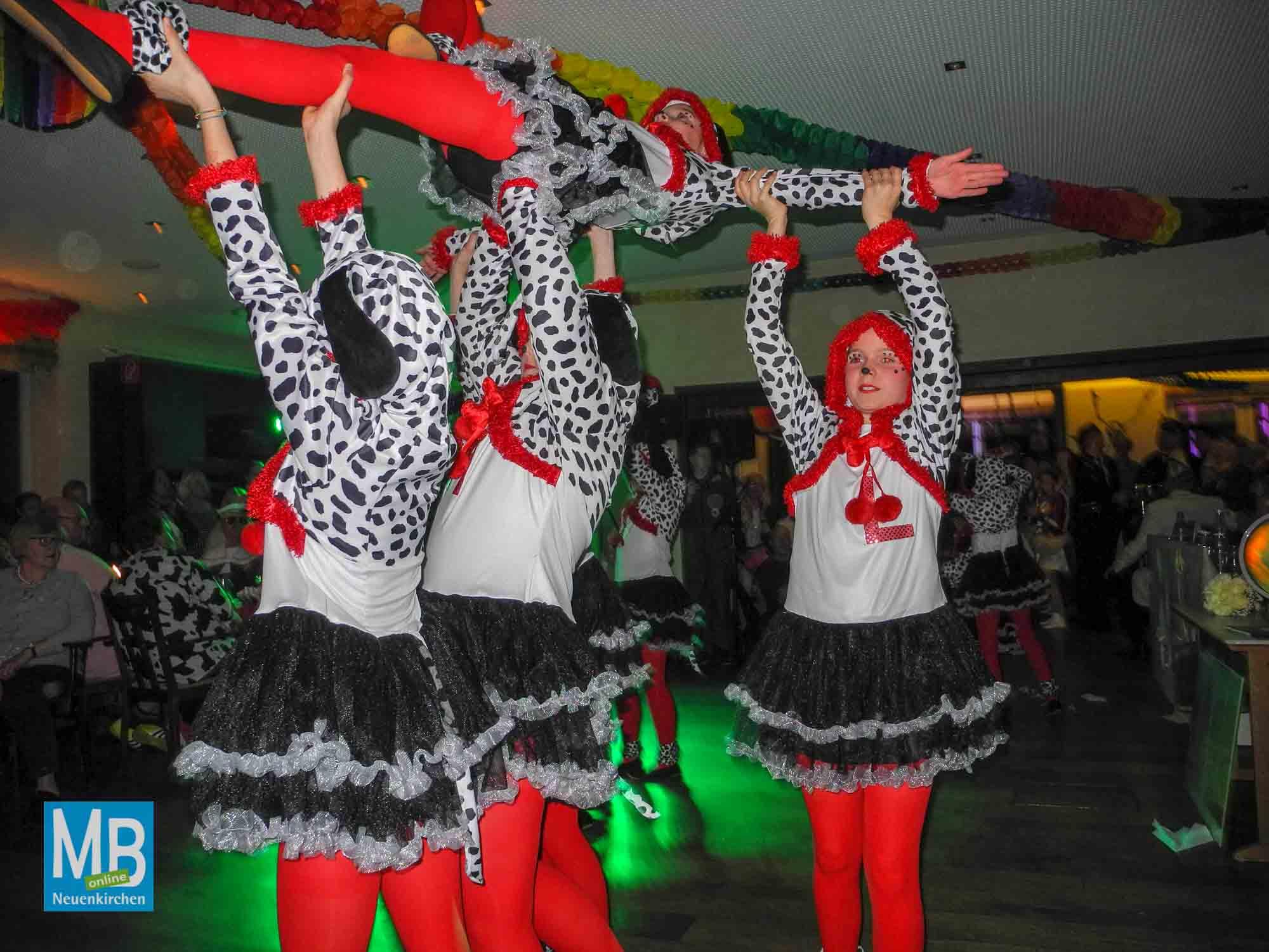 Karneval Dorfbauern 2018