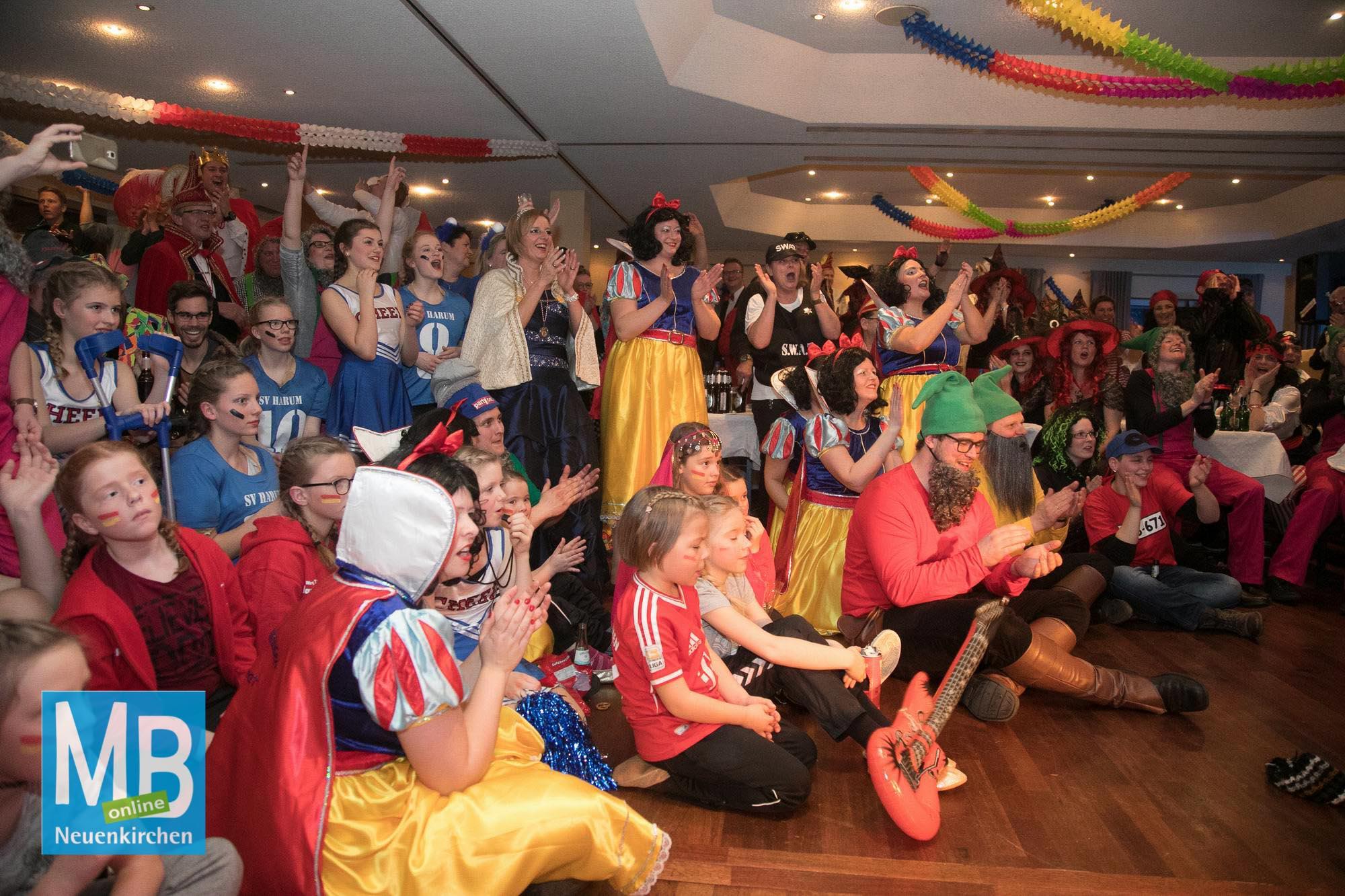 Karneval Sutrum-Harum 2017