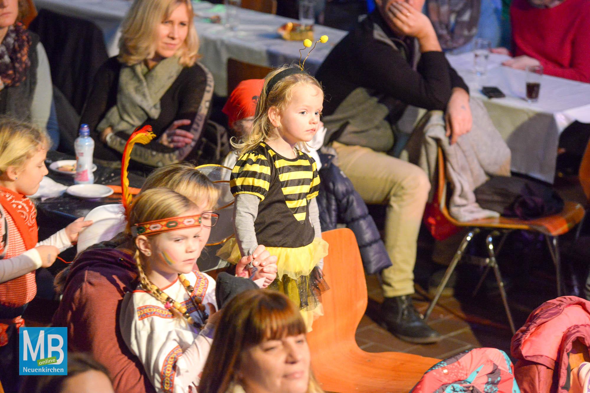 Kinderkarneval 2019