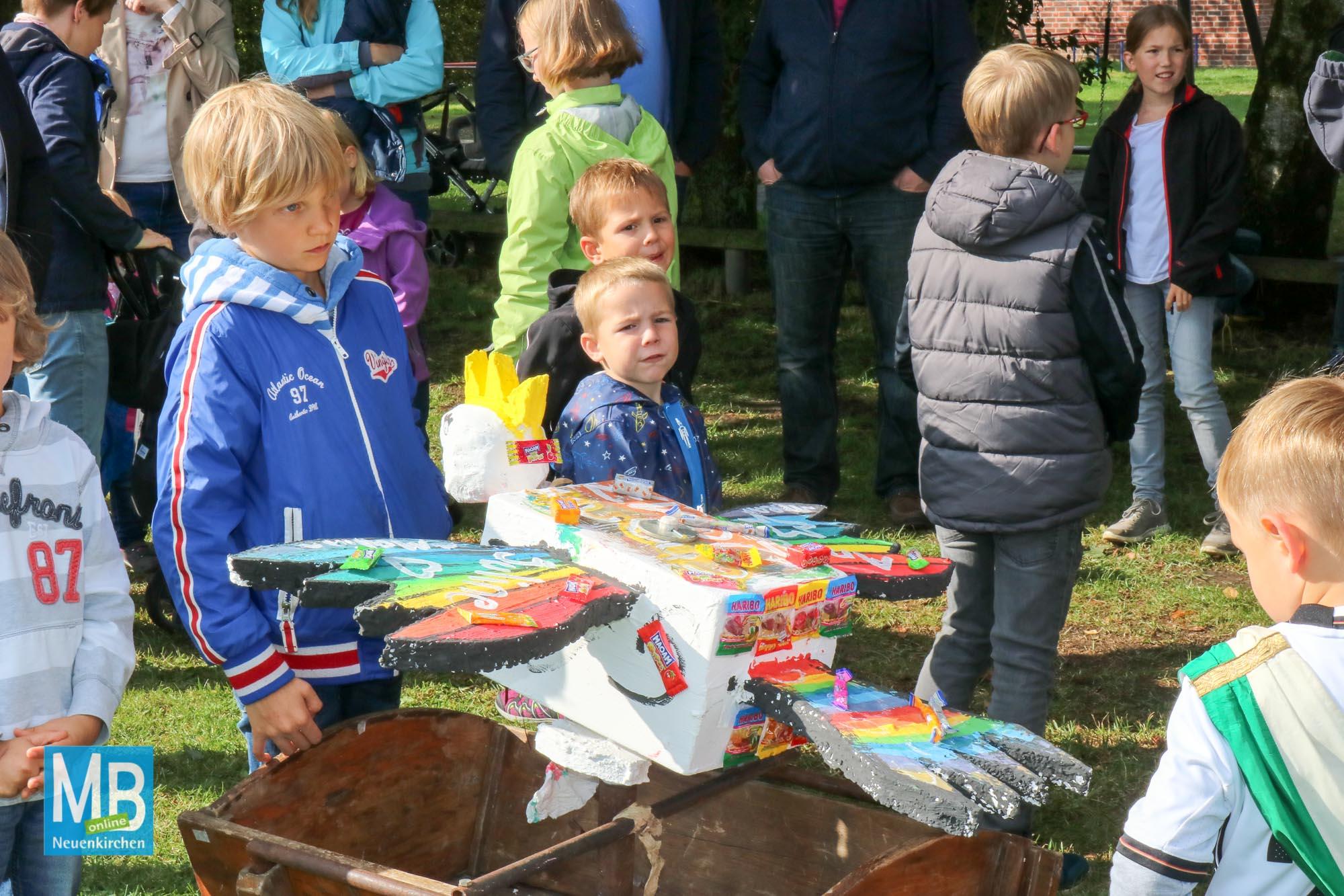Kinderschützenfest Kreyenburg 2017