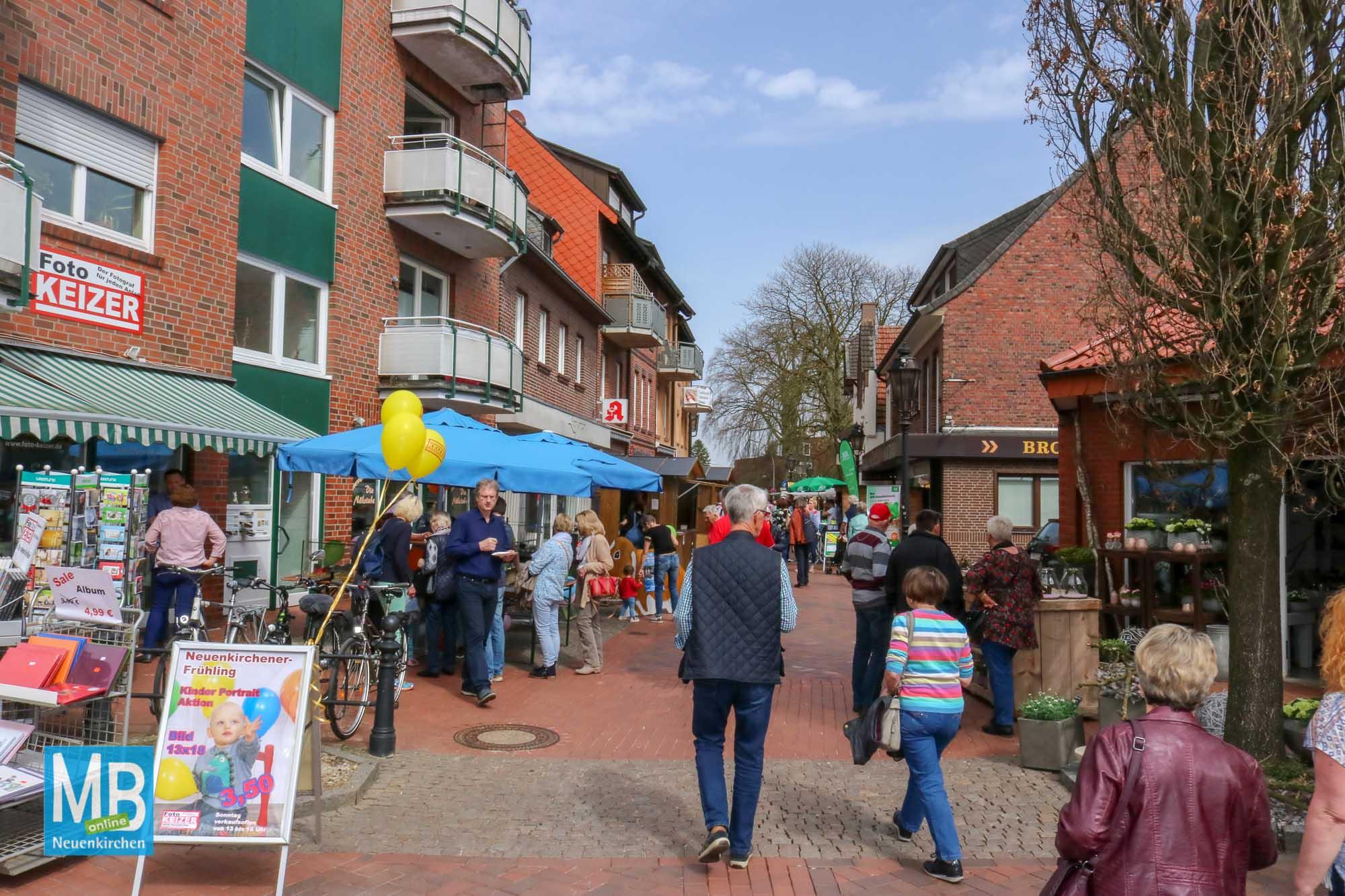 Neuenkirchener Frühling 2018