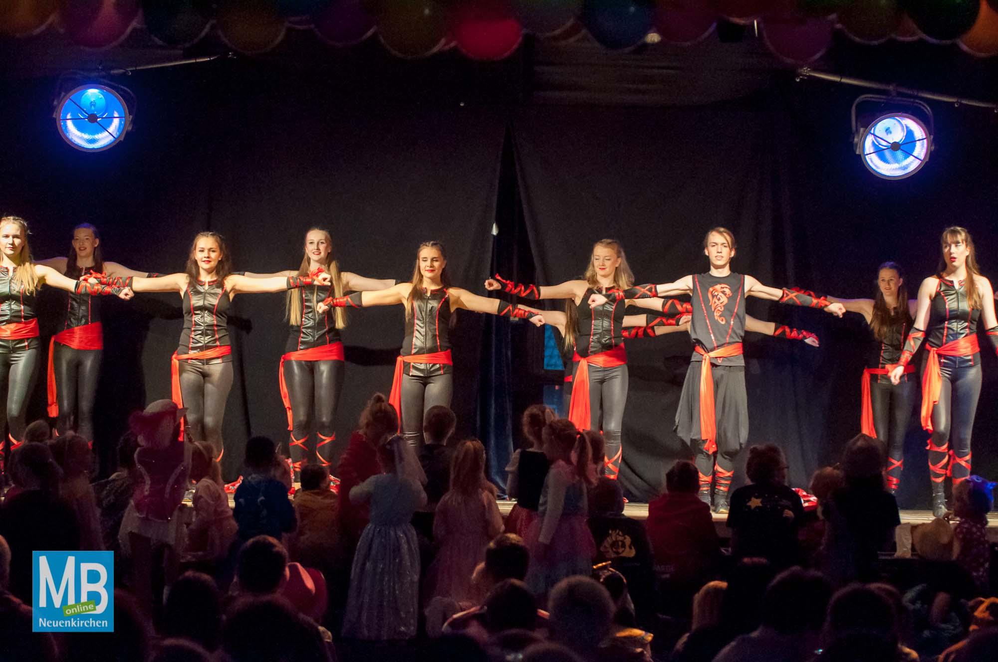 Neuenkirchener Kinderkarneval 2018
