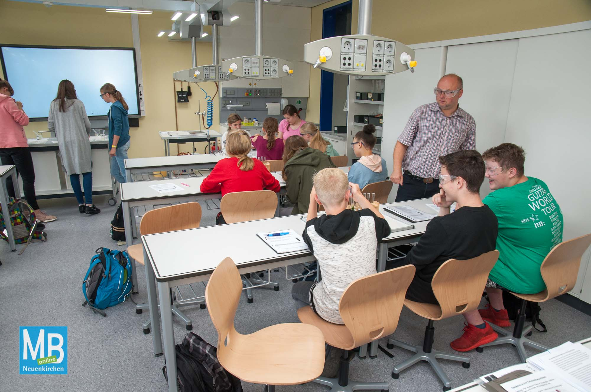 NW-Räume Emmy-Nother-Schule