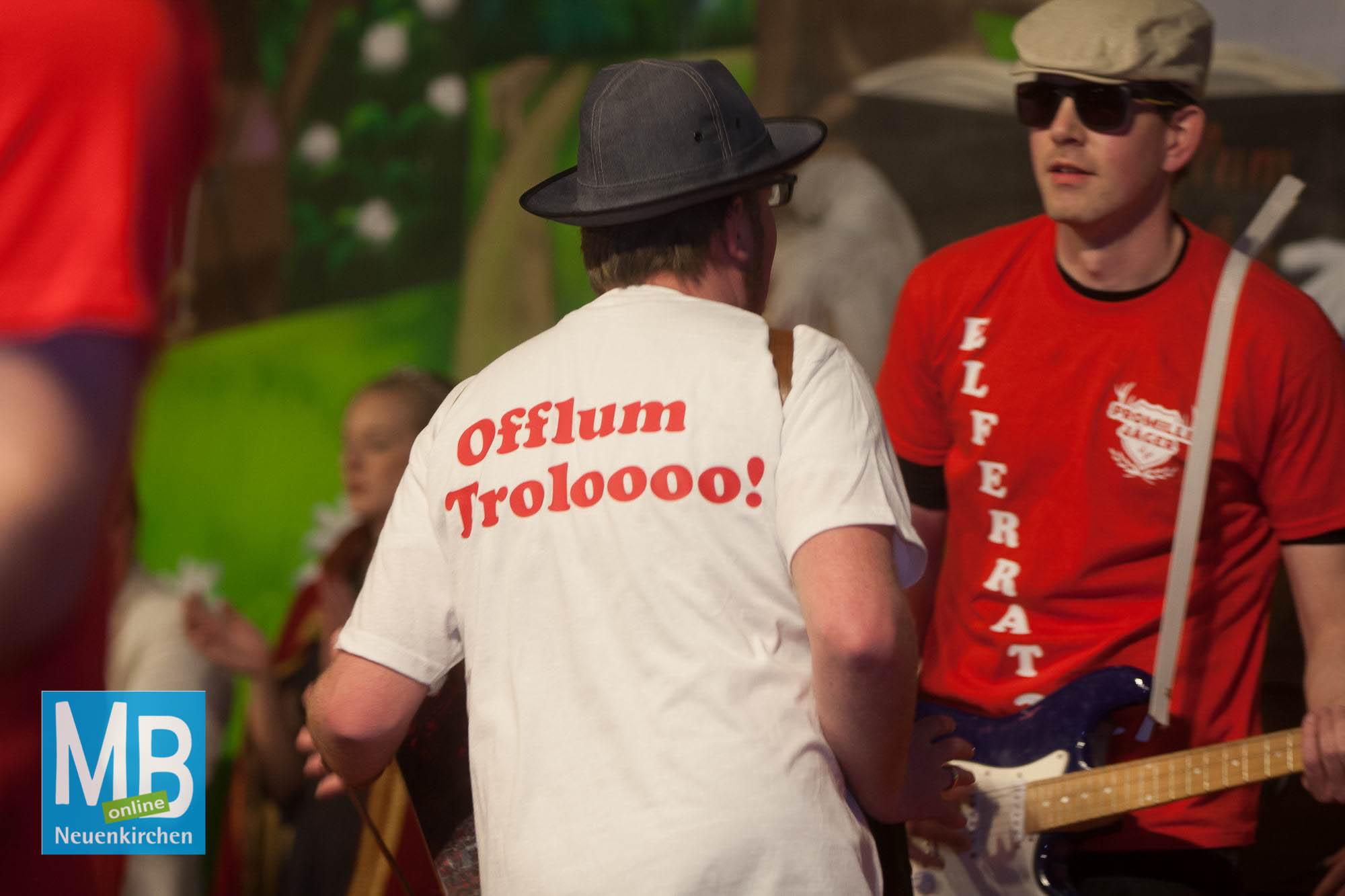 Offlum Troloo 2018