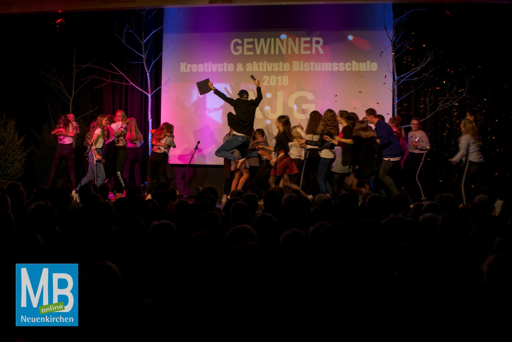 Premiere Bittersüß - AJG Musical