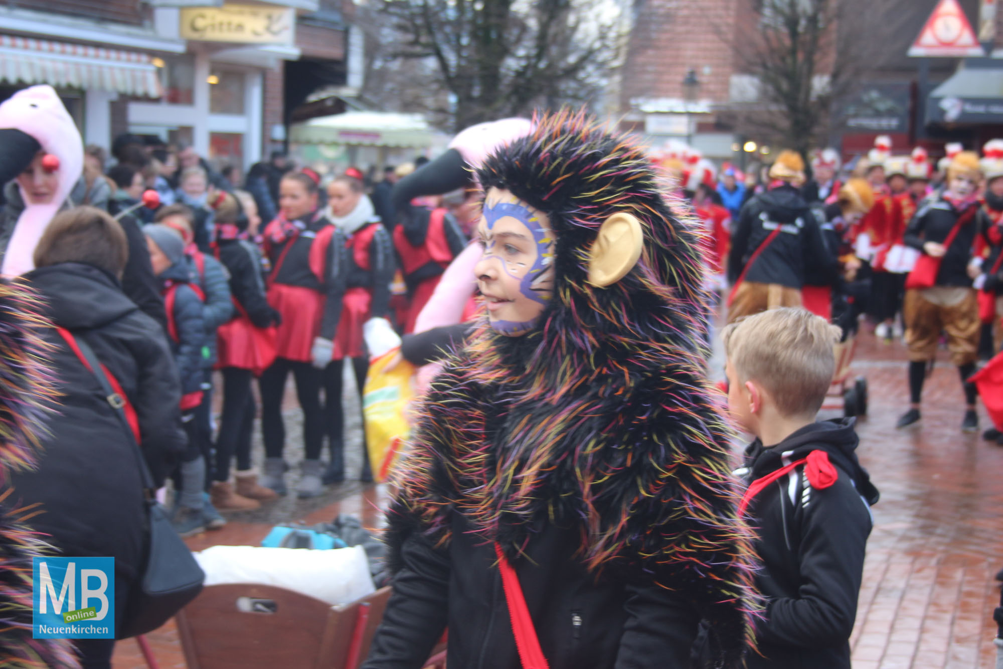 Rosenmontag 2018 - Neuenkirchen