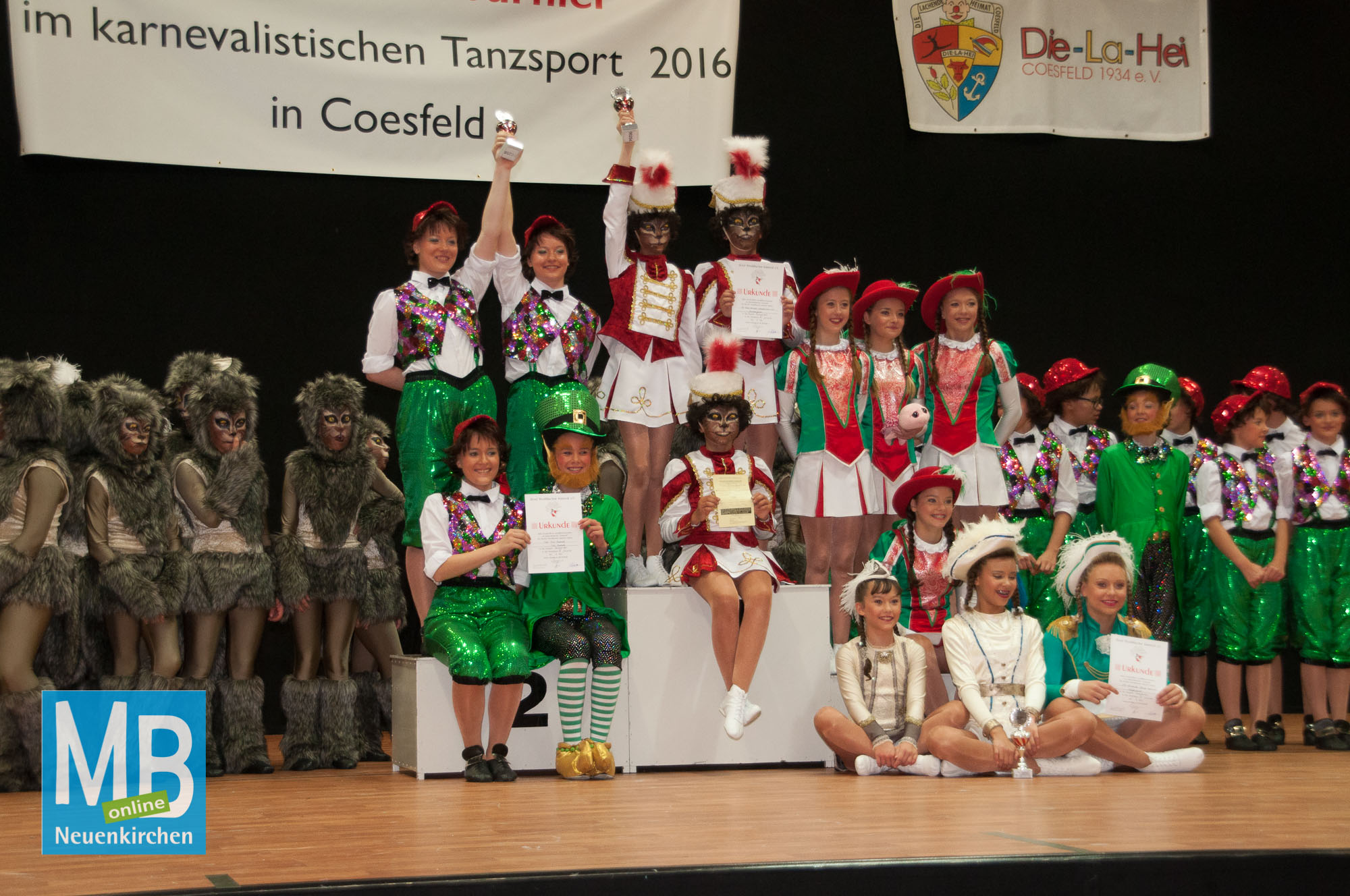 Qualifikationsturnier in Coesfeld