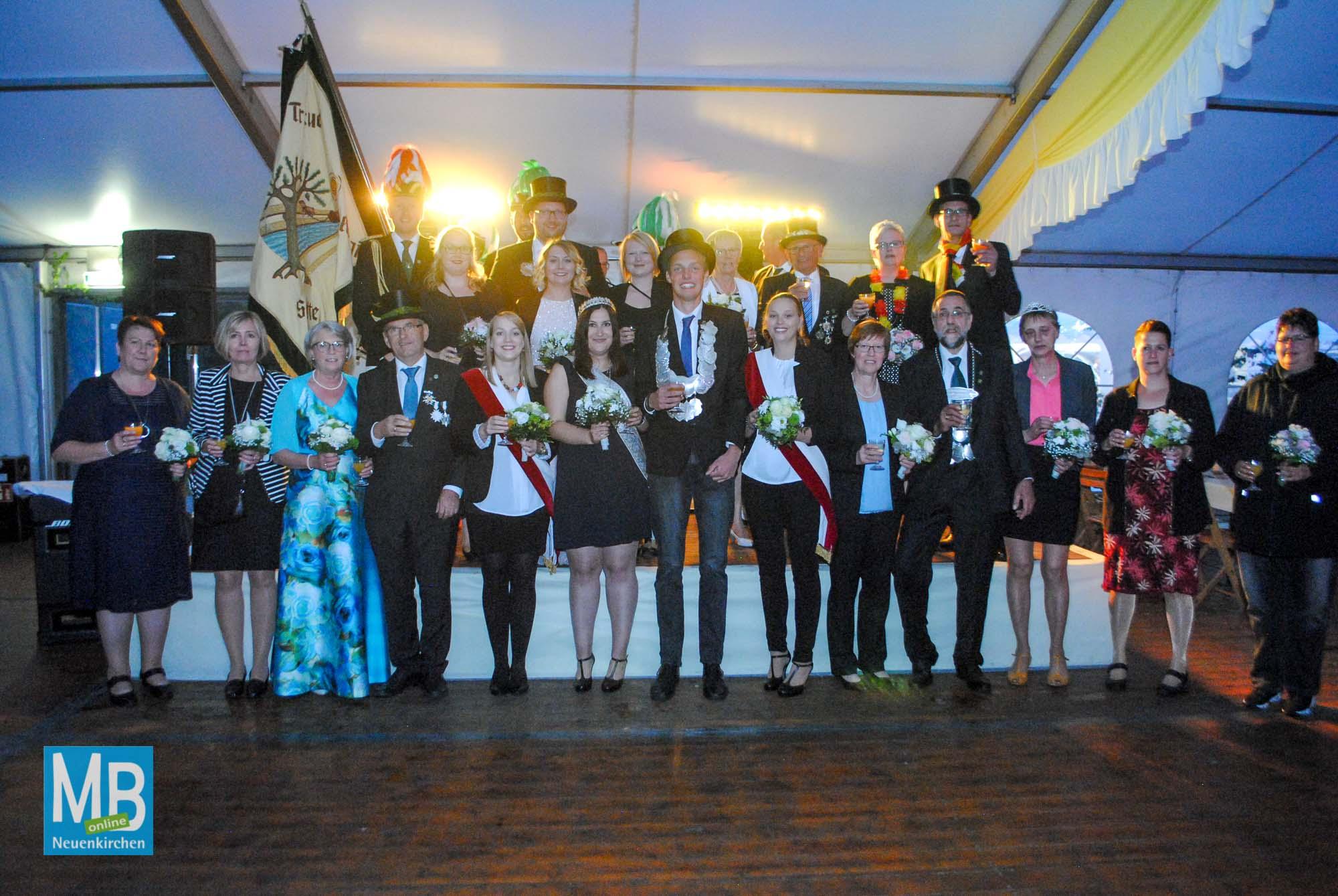 Schützenfest Dorfbauern 2018
