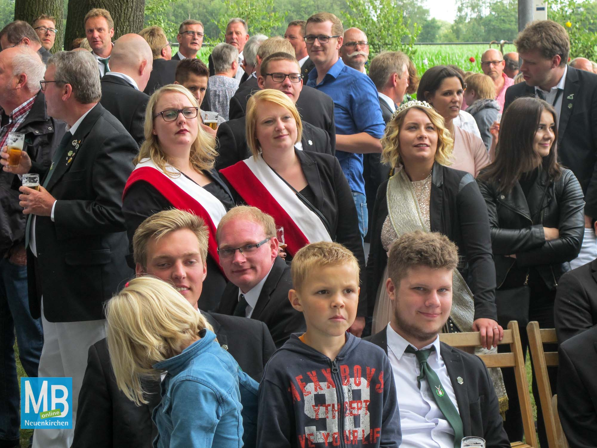 Schützenfest Dorfbauern