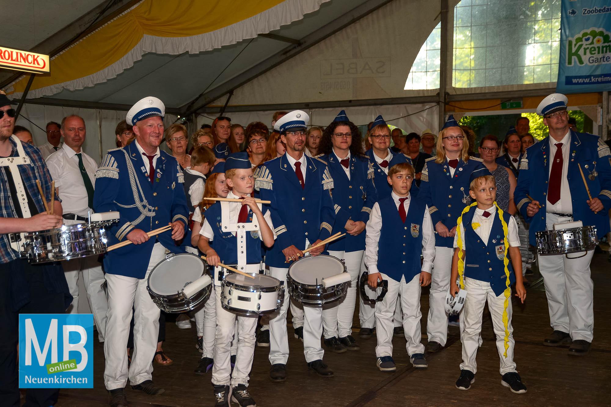 Schützenfest Heithoek 2018