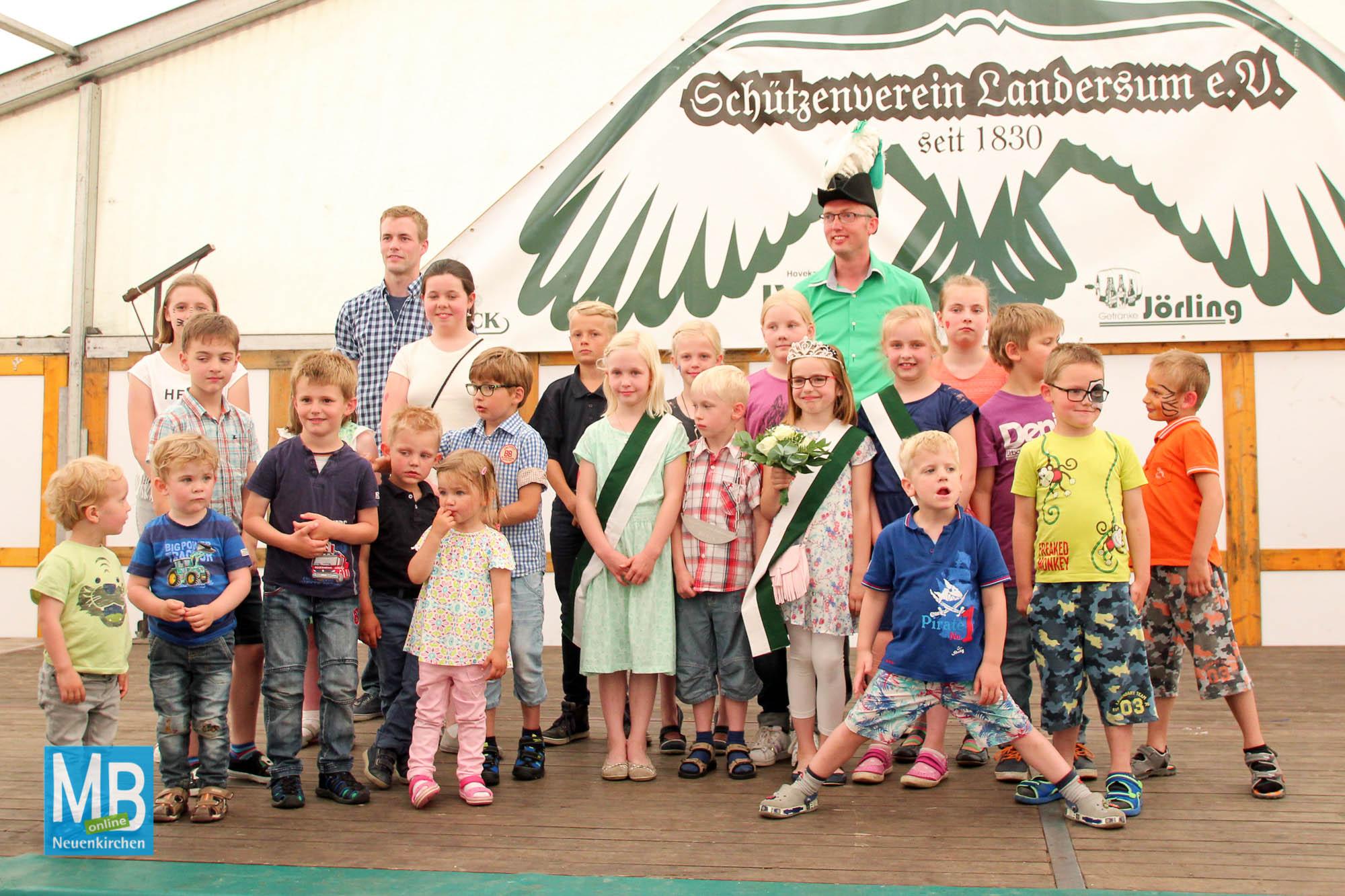 Schützenfest Landersum 2017