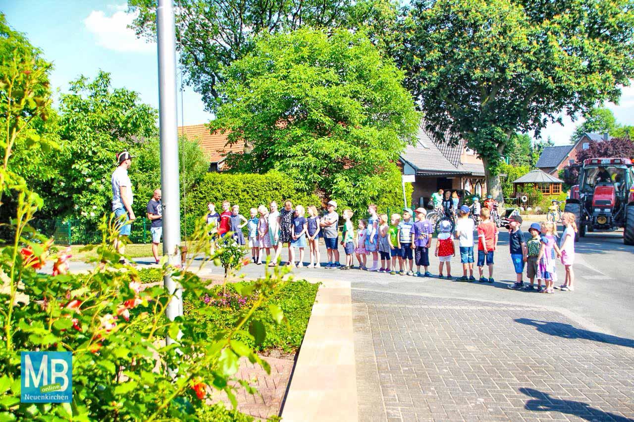 Kinderschützenfest und Familiennachmittag beim Schützenverein Landersum. | Foto: privat