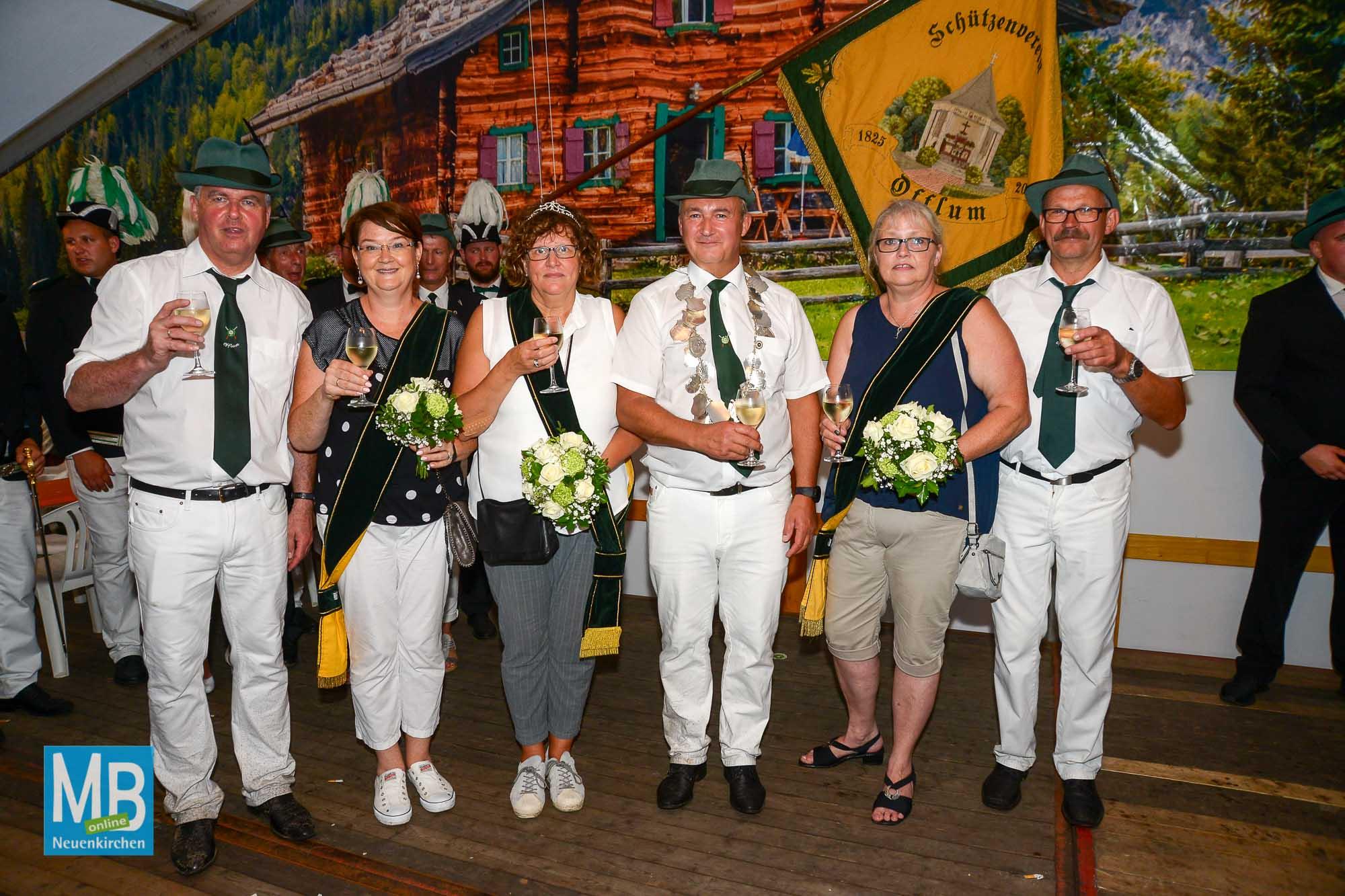 Offlumer Schützenfest 2018