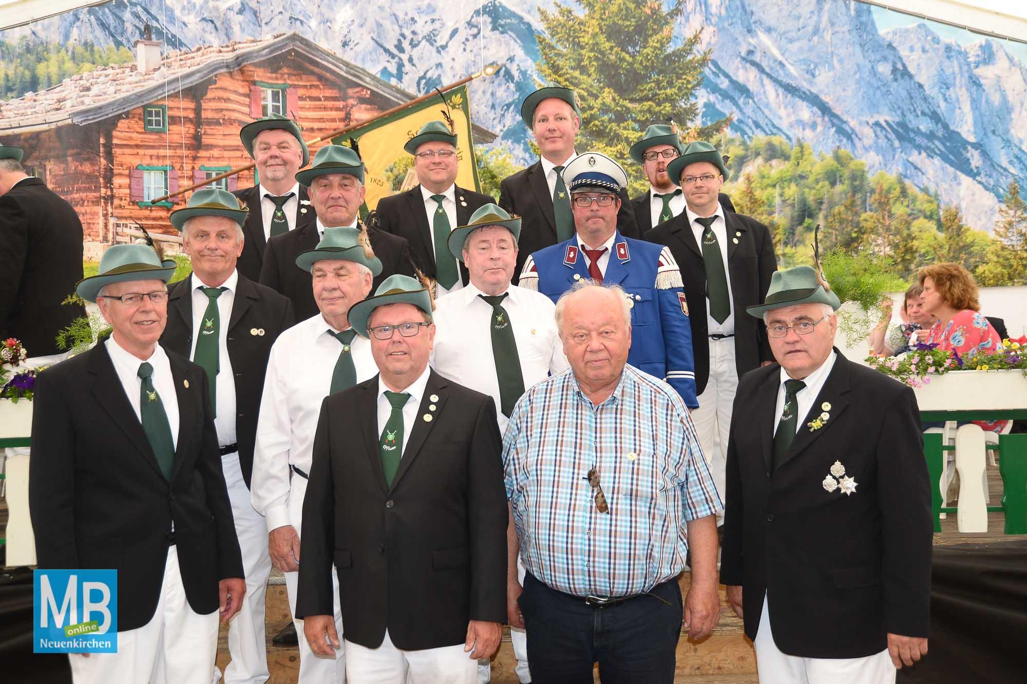 Schützenfest Offlum 2018