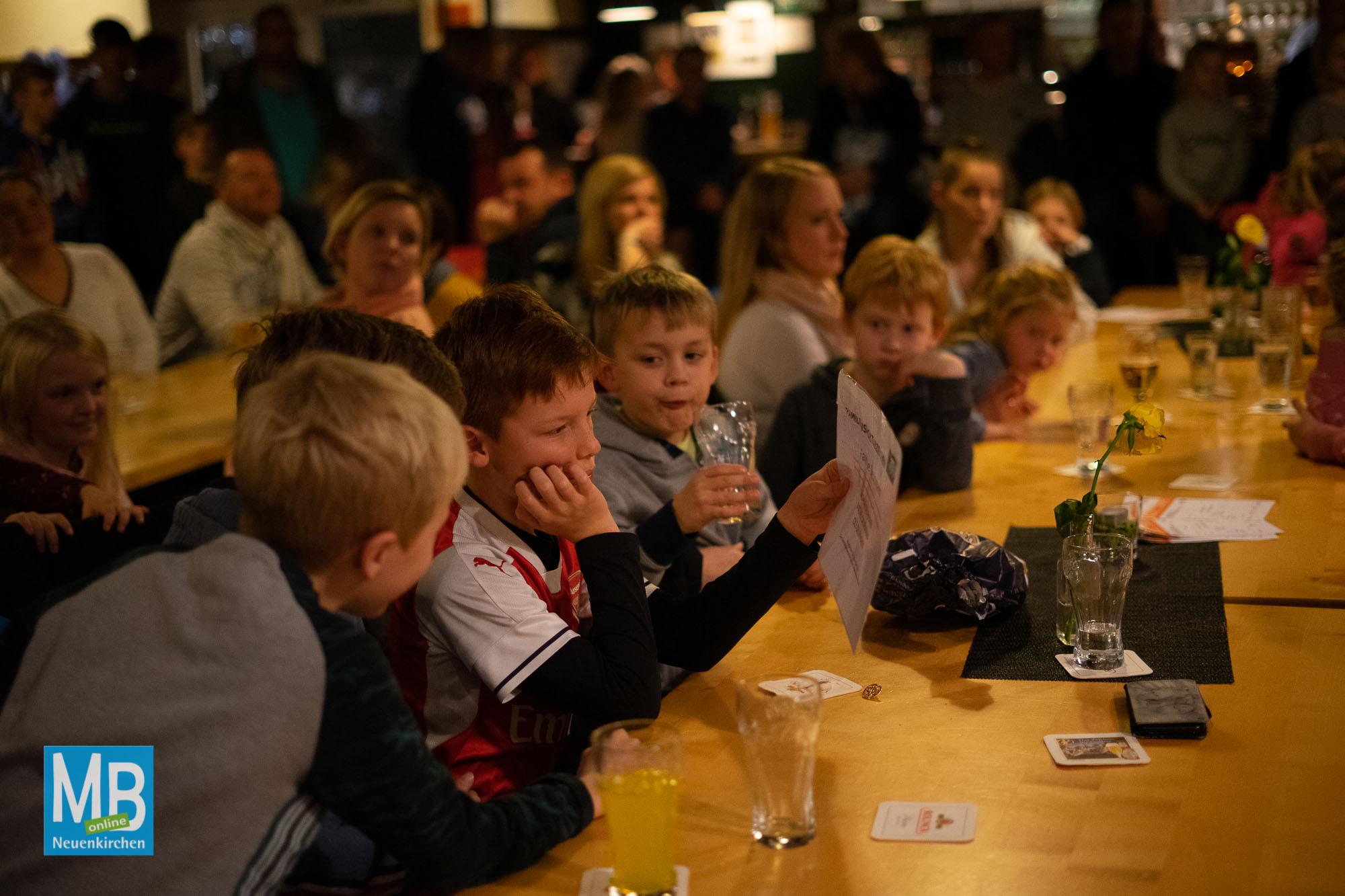 Diesjährige 42. Sportabzeichenverleihung mit Teilnehmerrekorden und großer Altersspanne. | Foto: Koers