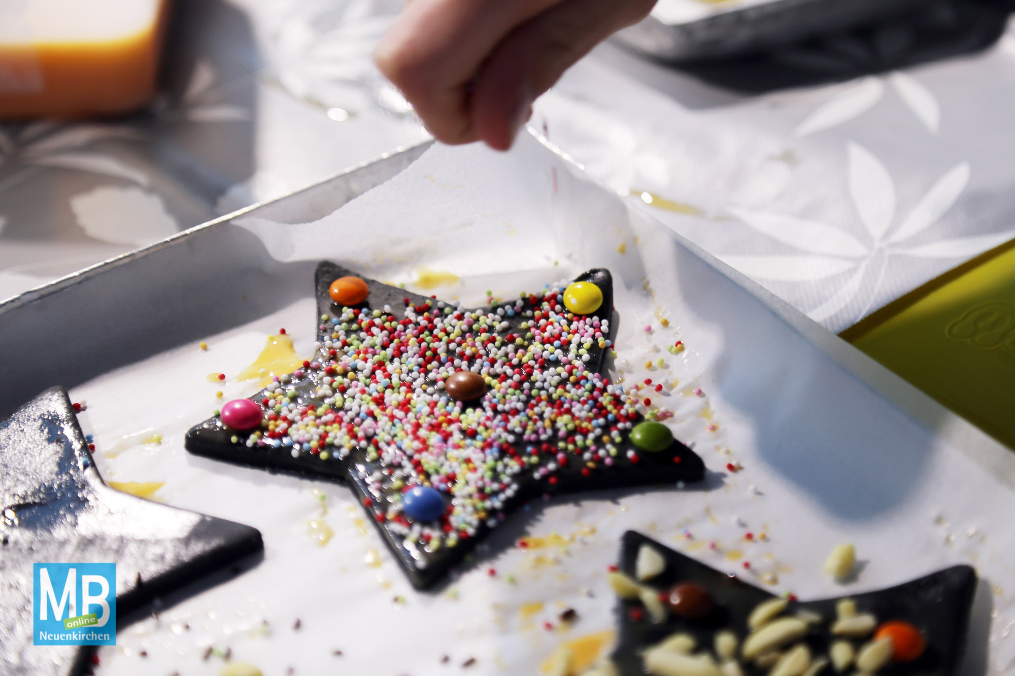 Der Sterntalermarkt war ein voller Erfolg. | Foto: Kösters