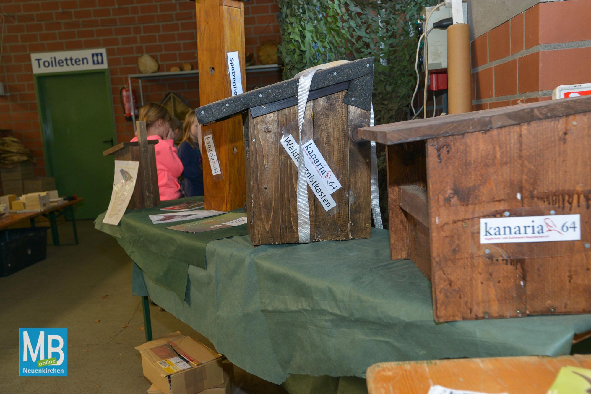Kanaria 64 Vogelausstellung