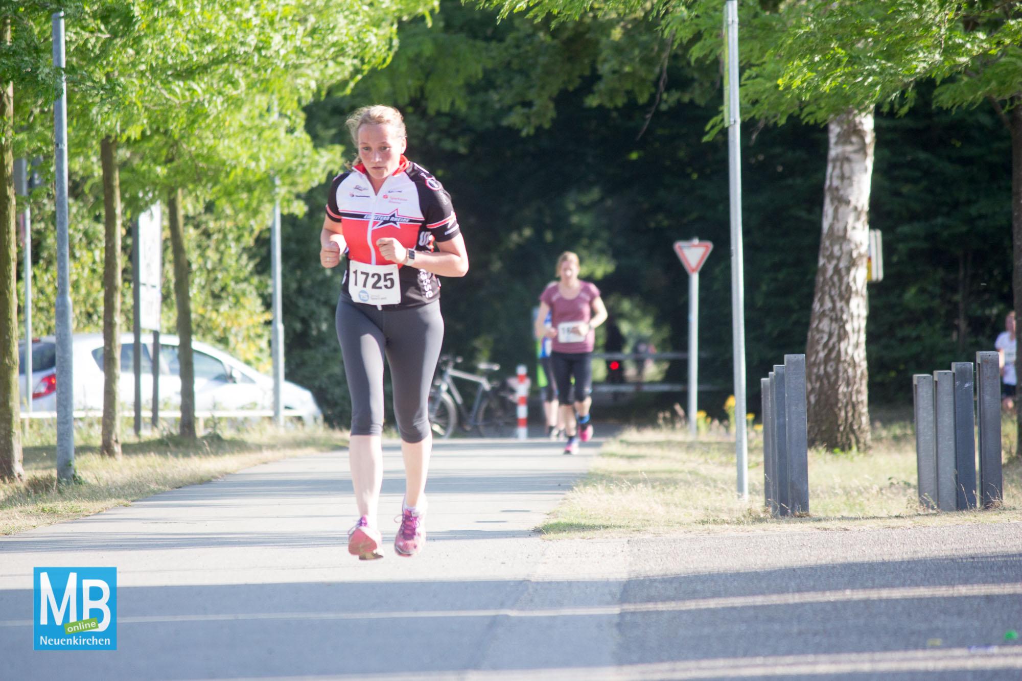 """Volkslauf """"Rund um den Offlumer See"""" 2017"""