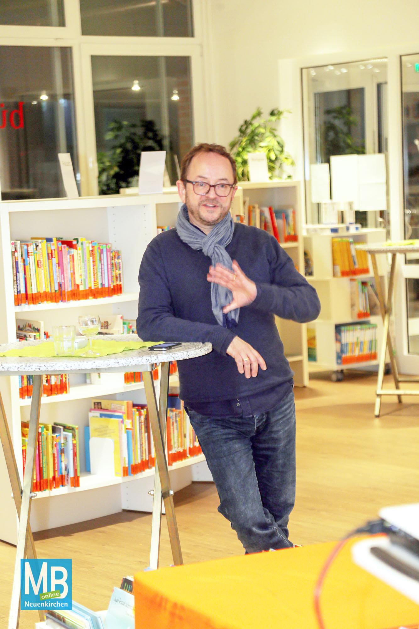 Walking Bibliothek 2019