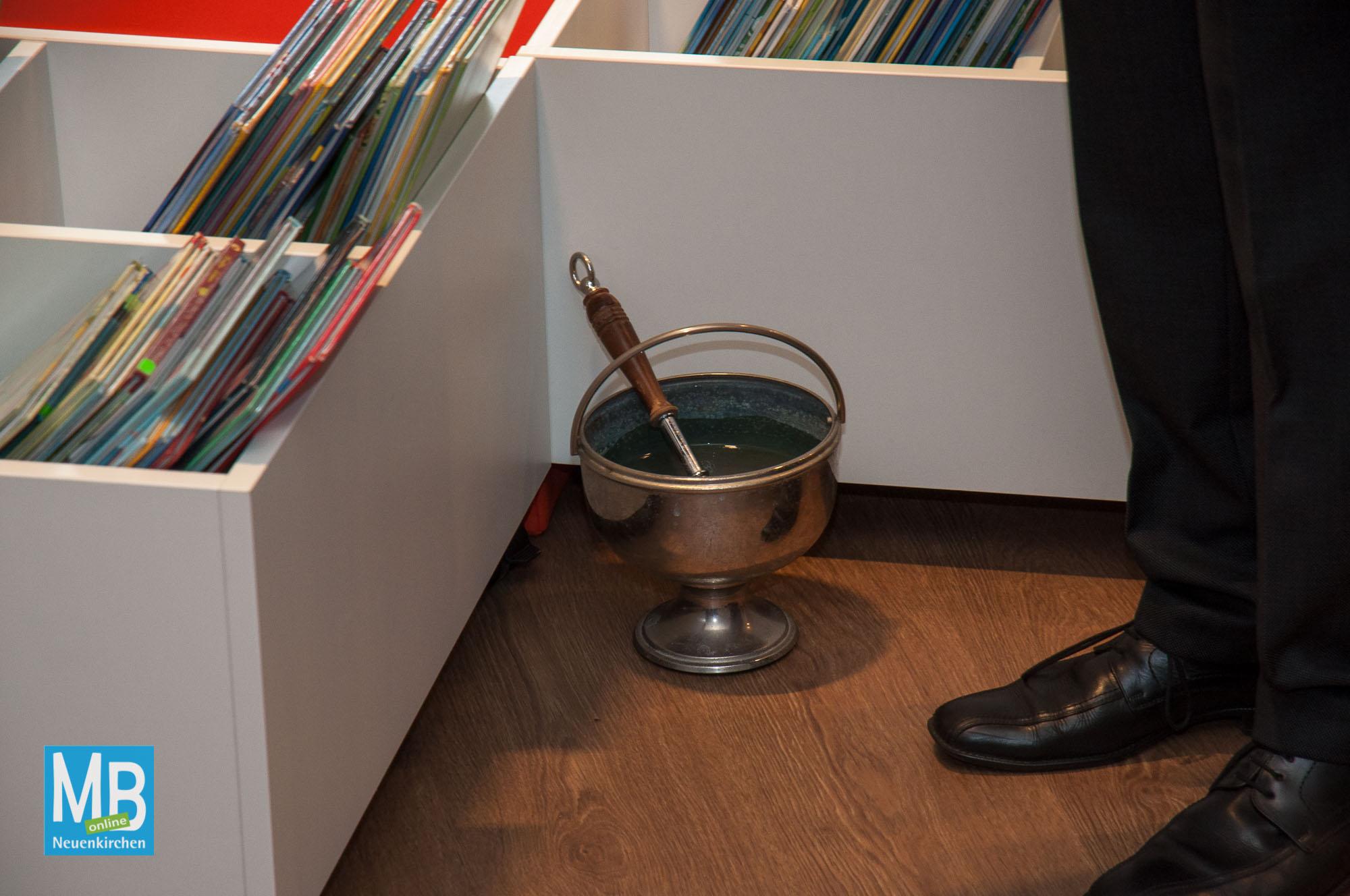 Wiedereröffnung Bücherei St. Anna