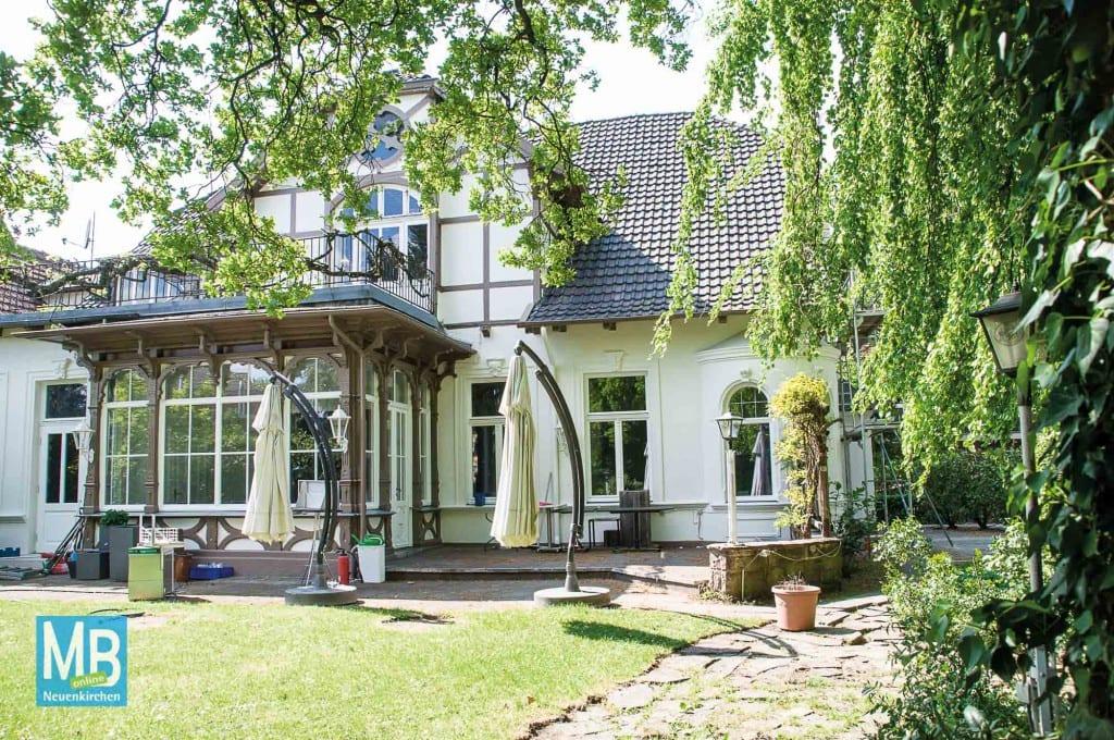 Im Innern der Villa ist alles auf den modernsten Stand gebracht worden. | Foto: Stefan Klausing