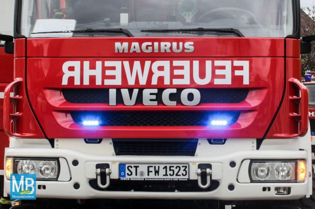 Freiwillige Feuerwehr Neuenkirchen im Einsatz (Symbolbild)   Foto: Stefan Heuermann