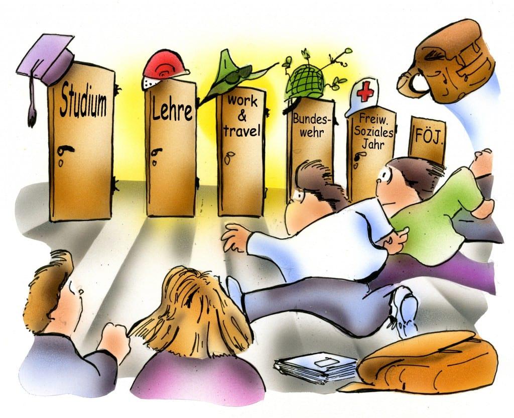 Karikatur Neuenkirchen 24-16