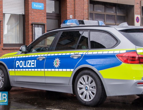 Polizei führt verstärkt Corona-Kontrollen durch