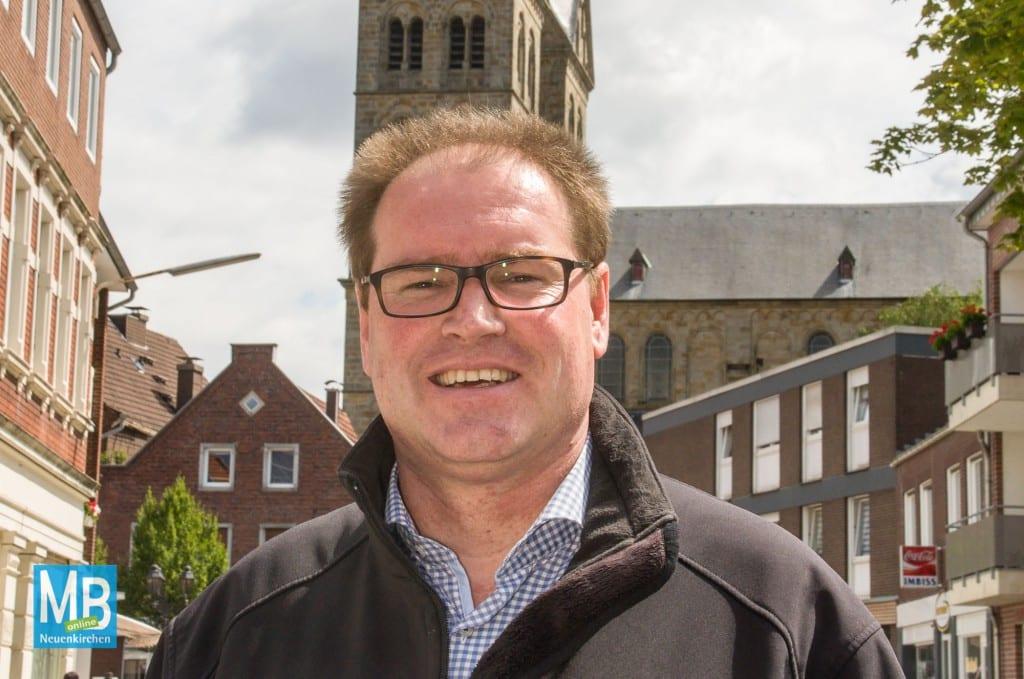 Der Neuenkirchener Jürgen Coße (SPD) wird Bundestagsabgeordneter.