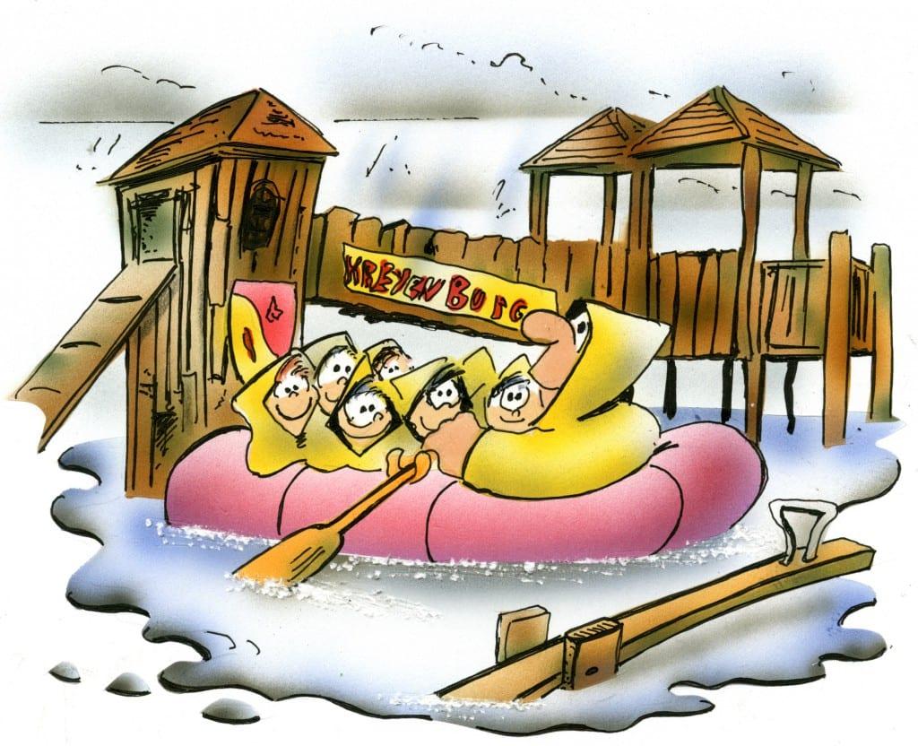 Karikatur Neuenkirchen 26-16