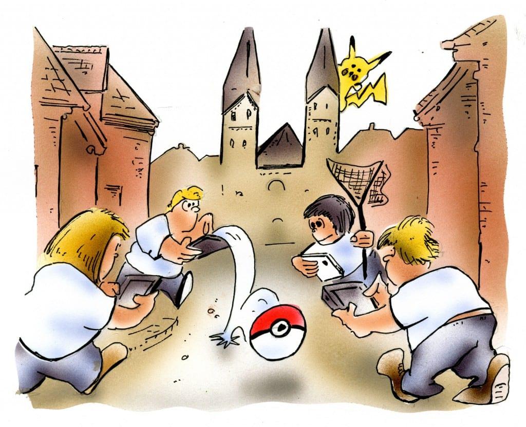 Karikatur Neuenkirchen 30-16