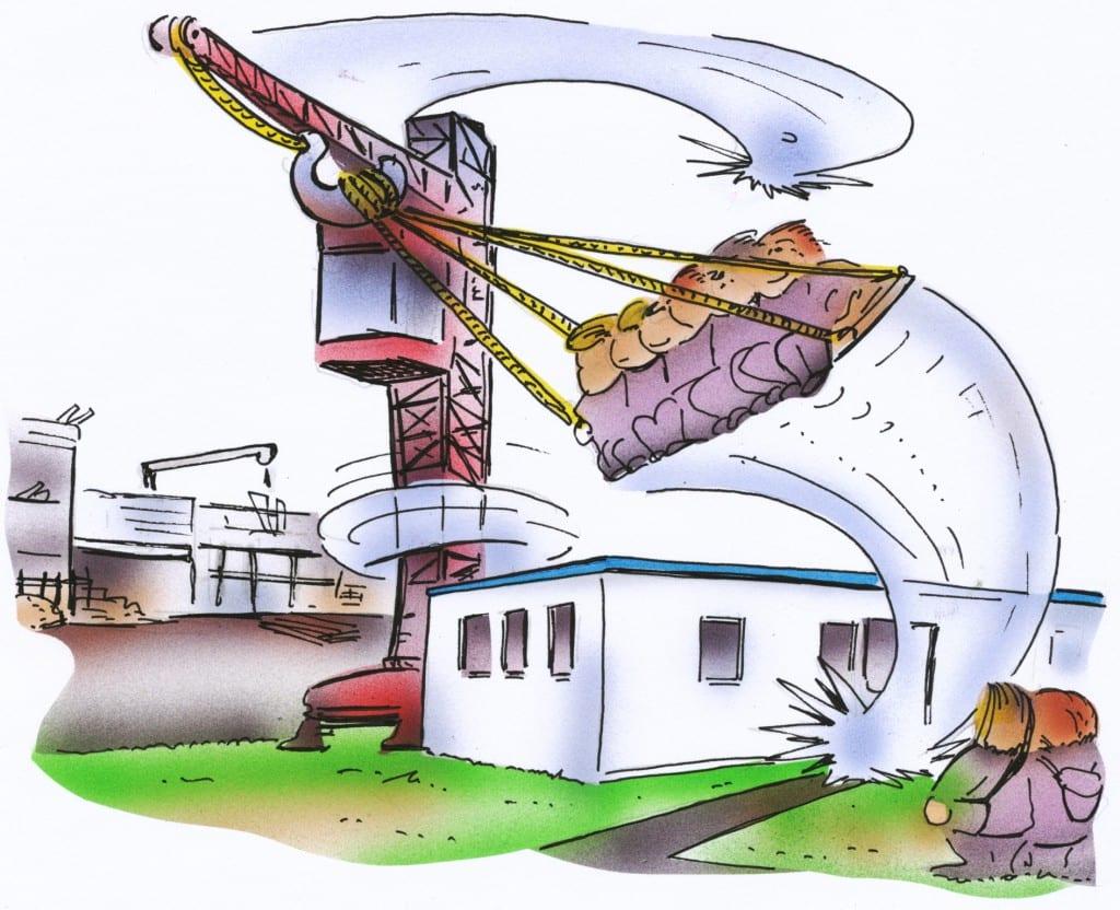 Karikatur: HSB-Cartoon