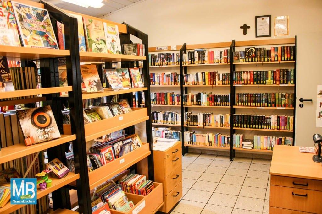 Seit 75 Jahren gibt es die Bücherei St. Josef. | Foto: Tom Wunderlich