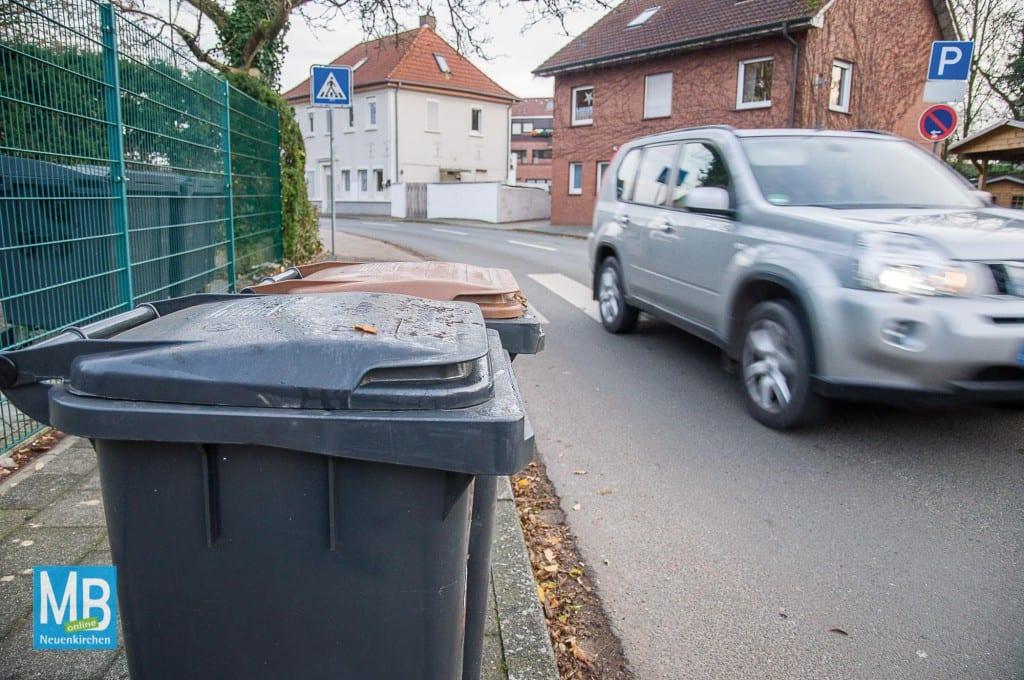 Vor allem bei der Müllentsorgung sinken die Gebühren im kommenden Jahr – teilweise bis zu 18 Prozent. | Foto: Klausing
